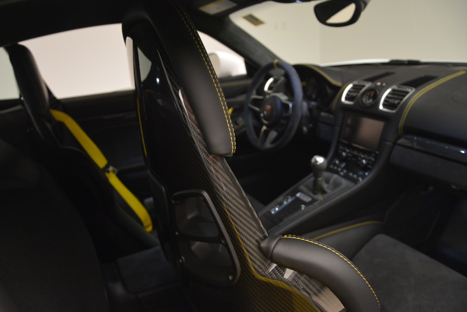 Used 2016 Porsche Cayman GT4 For Sale In Greenwich, CT 2234_p22