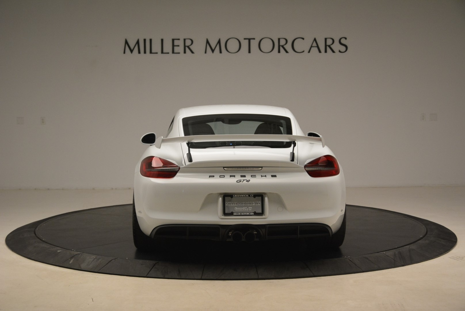 Used 2016 Porsche Cayman GT4 For Sale In Greenwich, CT 2234_p6