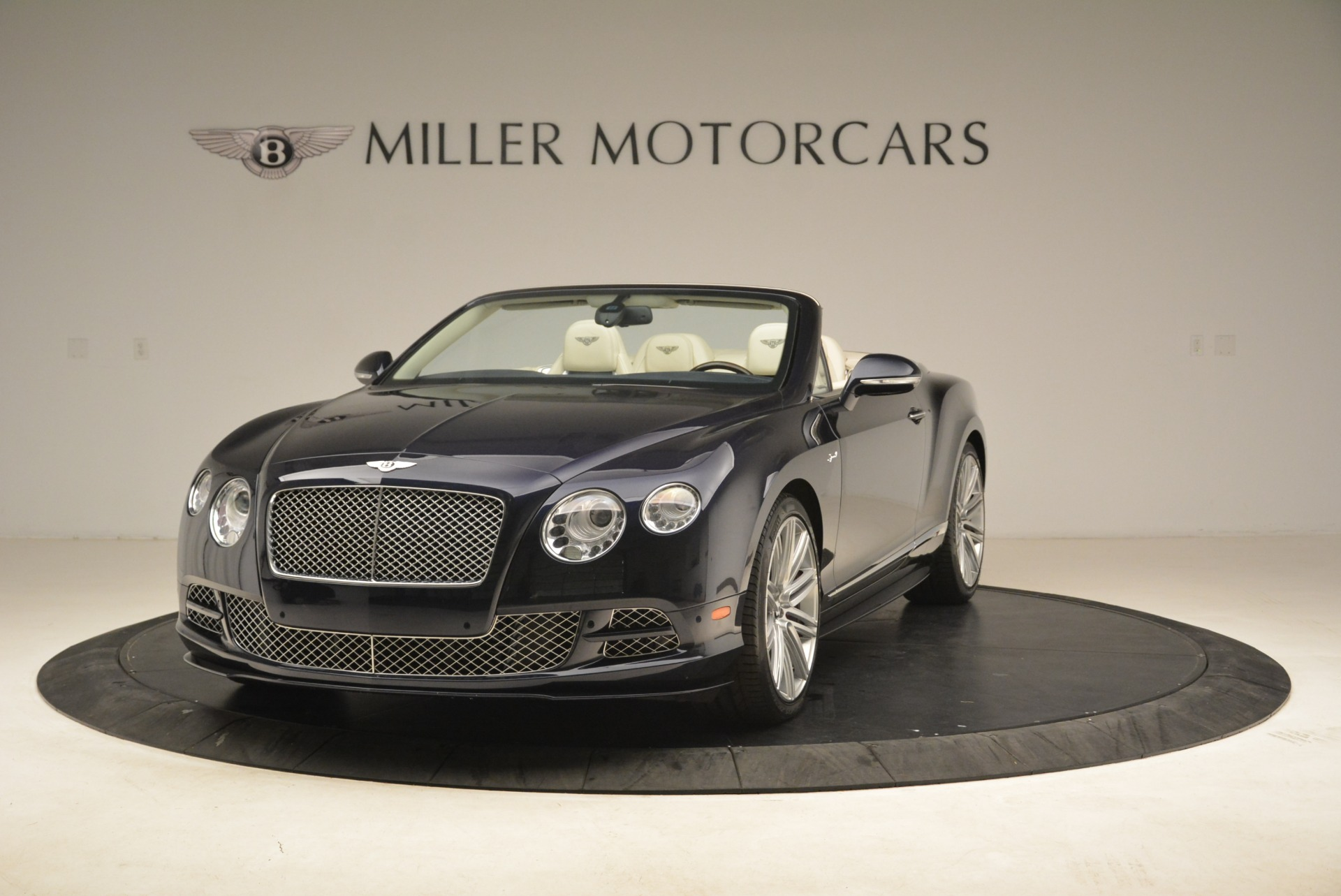 Used 2015 Bentley Continental GT Speed For Sale In Greenwich, CT 2236_main