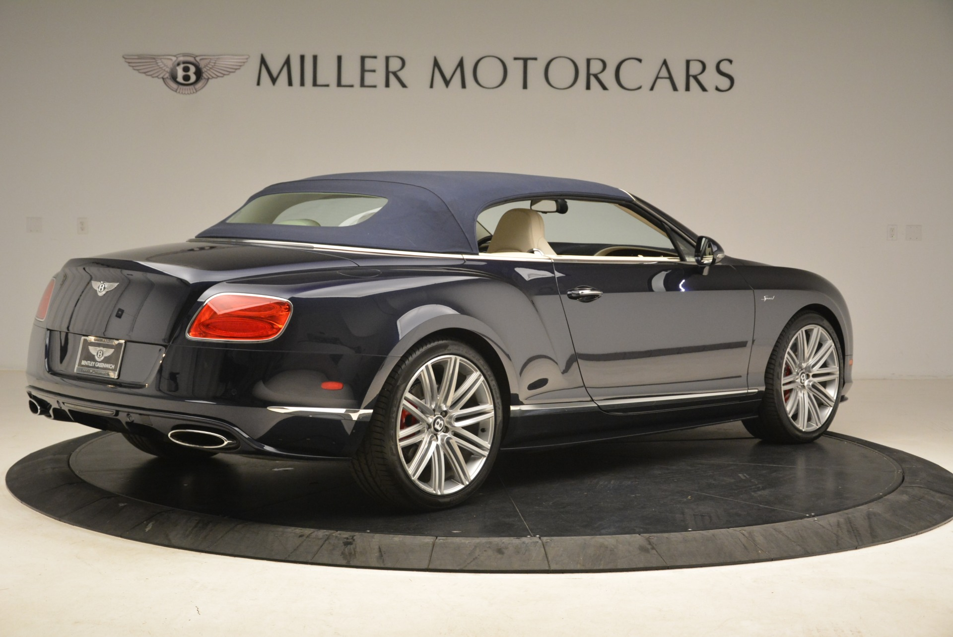 Used 2015 Bentley Continental GT Speed For Sale In Greenwich, CT 2236_p17
