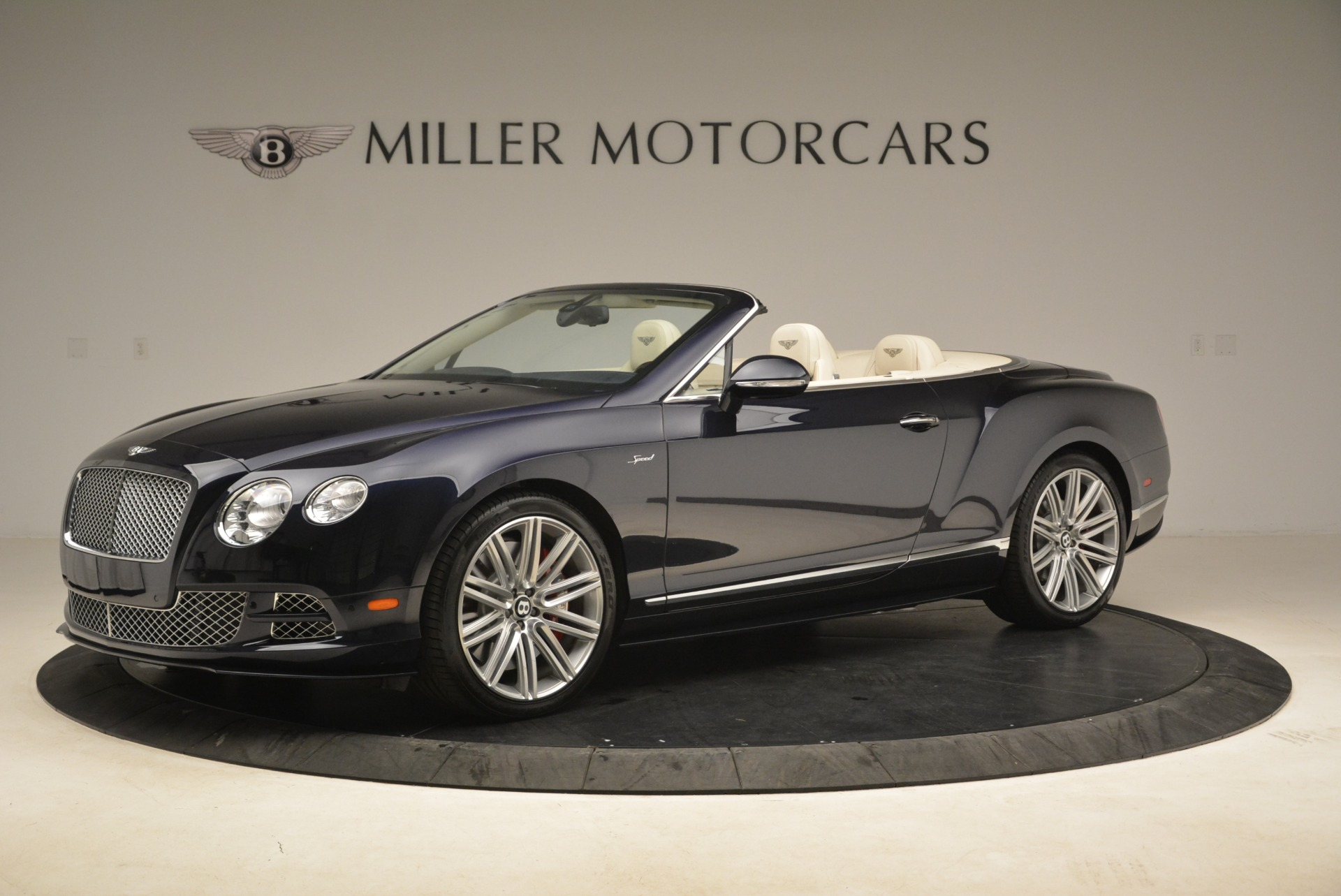Used 2015 Bentley Continental GT Speed For Sale In Greenwich, CT 2236_p2