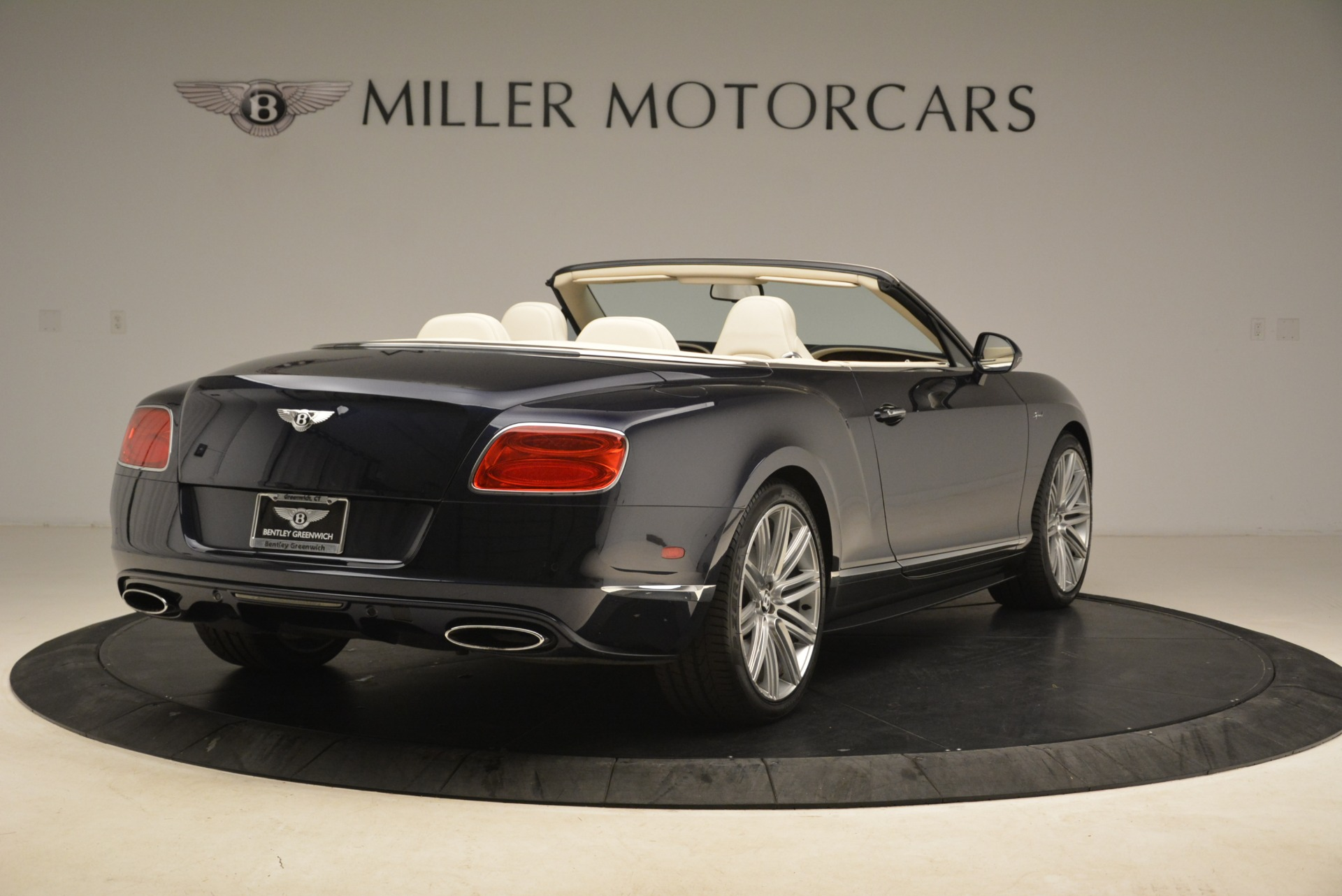 Used 2015 Bentley Continental GT Speed For Sale In Greenwich, CT 2236_p7