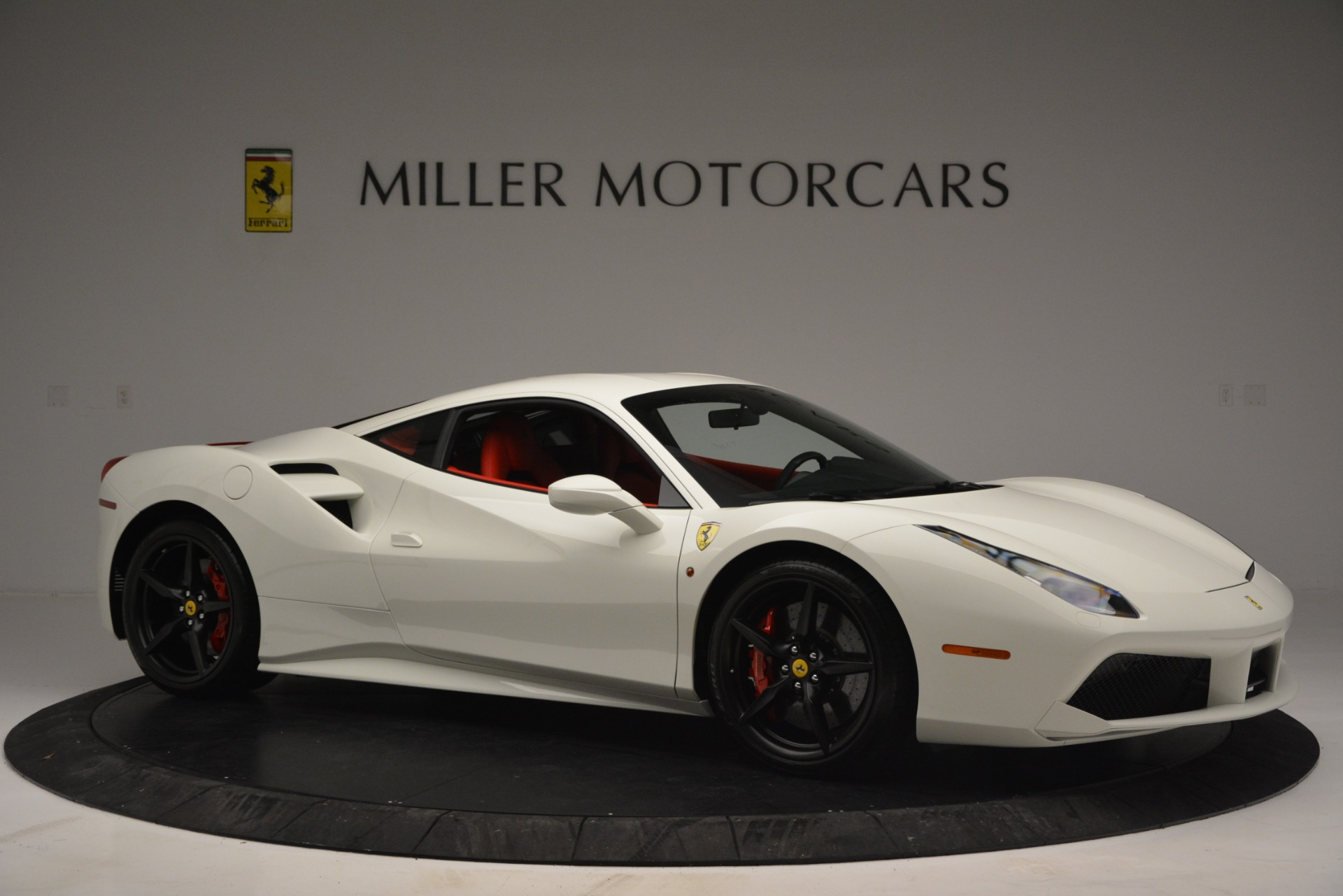 Used 2017 Ferrari 488 GTB  For Sale In Greenwich, CT 2238_p10