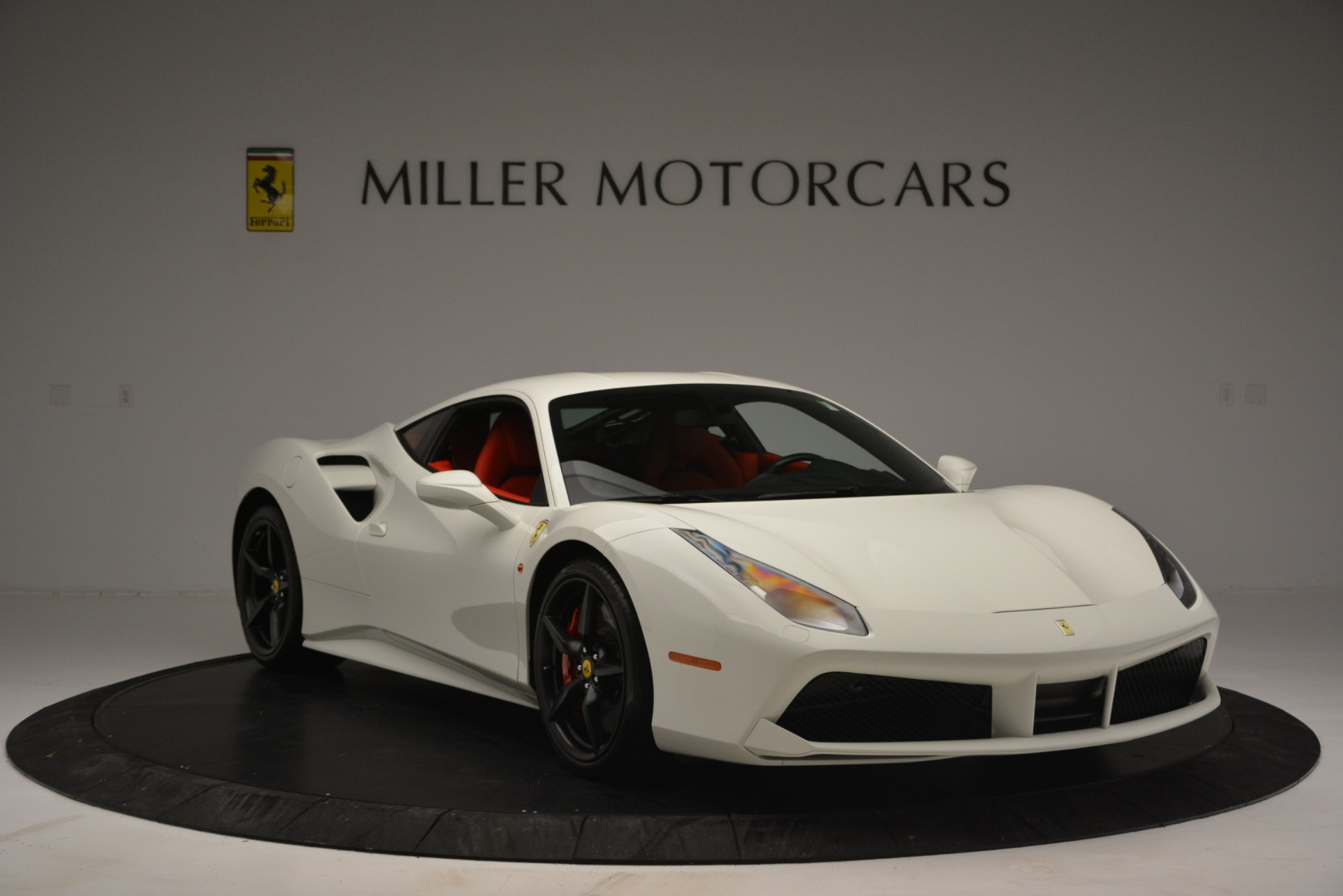 Used 2017 Ferrari 488 GTB  For Sale In Greenwich, CT 2238_p11
