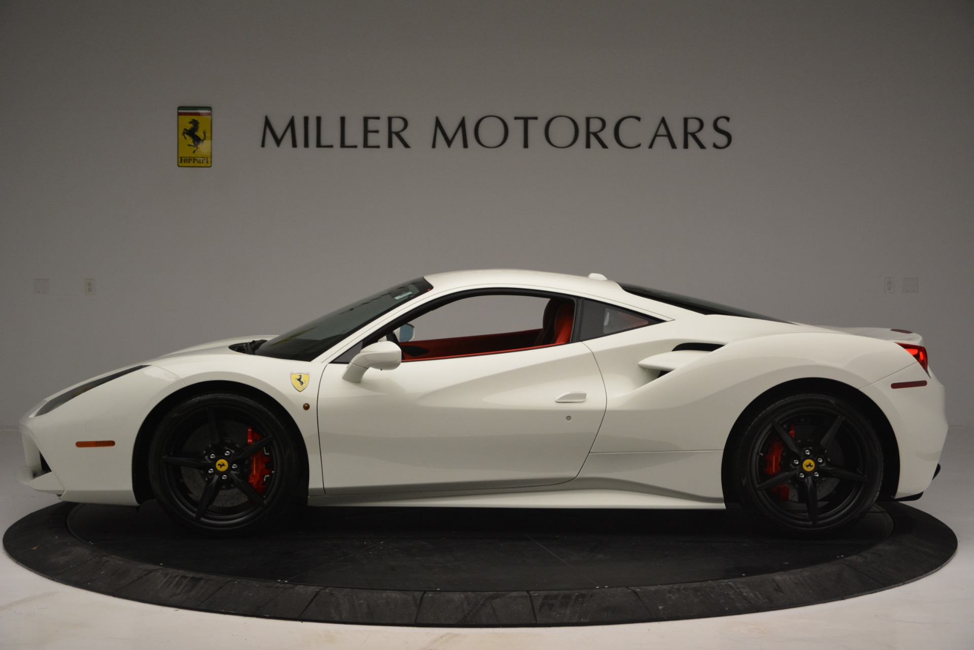 Used 2017 Ferrari 488 GTB  For Sale In Greenwich, CT 2238_p3