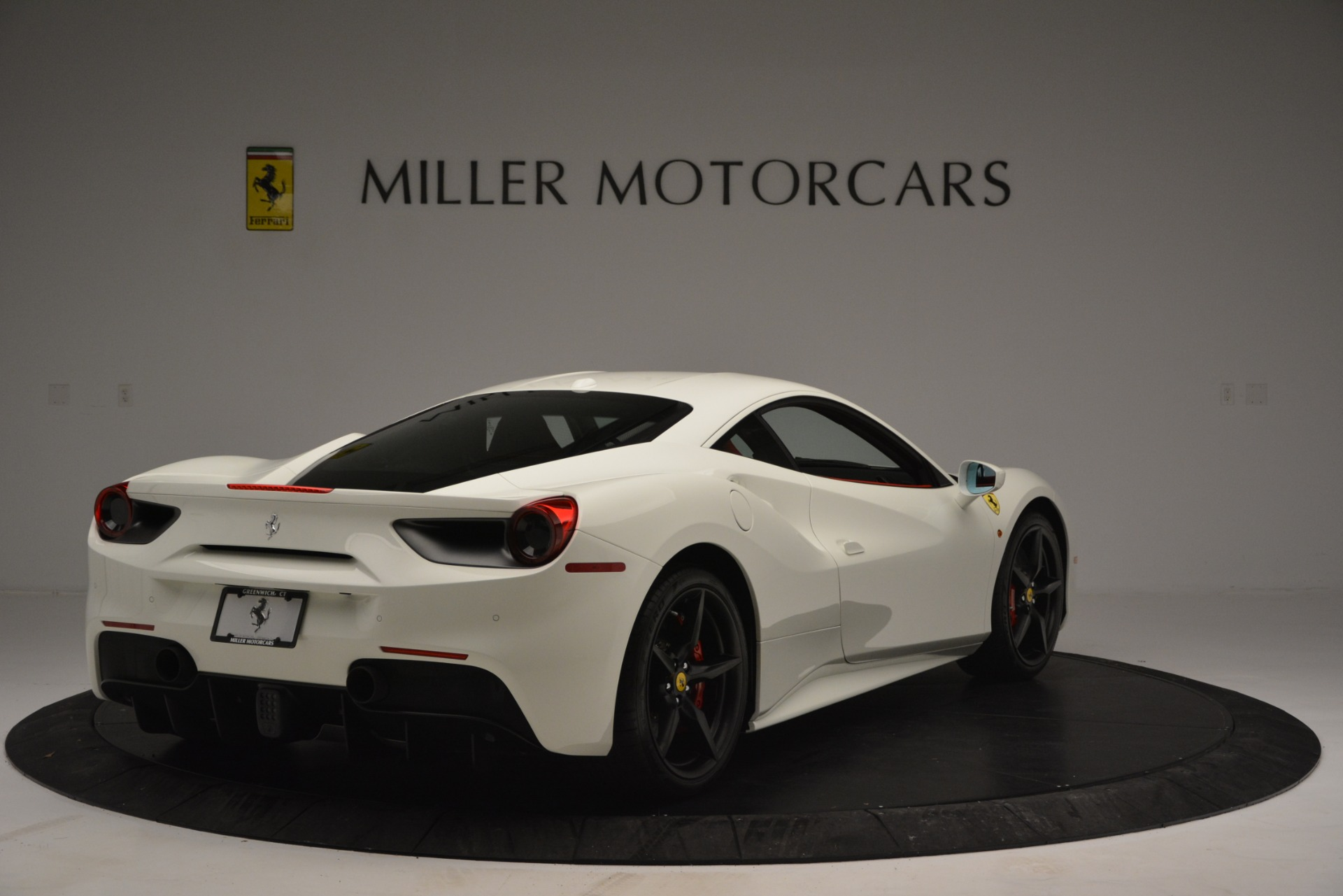 Used 2017 Ferrari 488 GTB  For Sale In Greenwich, CT 2238_p7