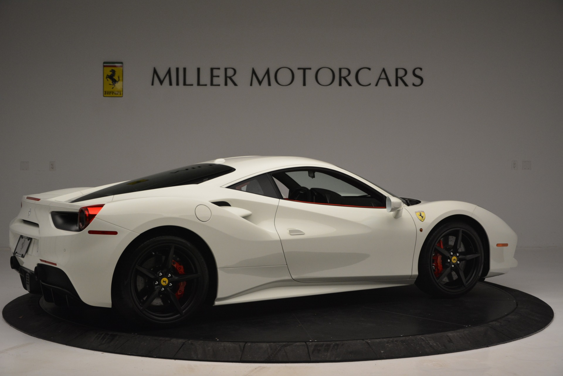 Used 2017 Ferrari 488 GTB  For Sale In Greenwich, CT 2238_p8