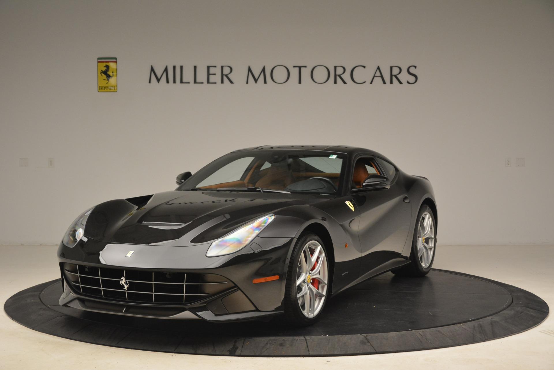 Used 2015 Ferrari F12 Berlinetta  For Sale In Greenwich, CT 2239_main