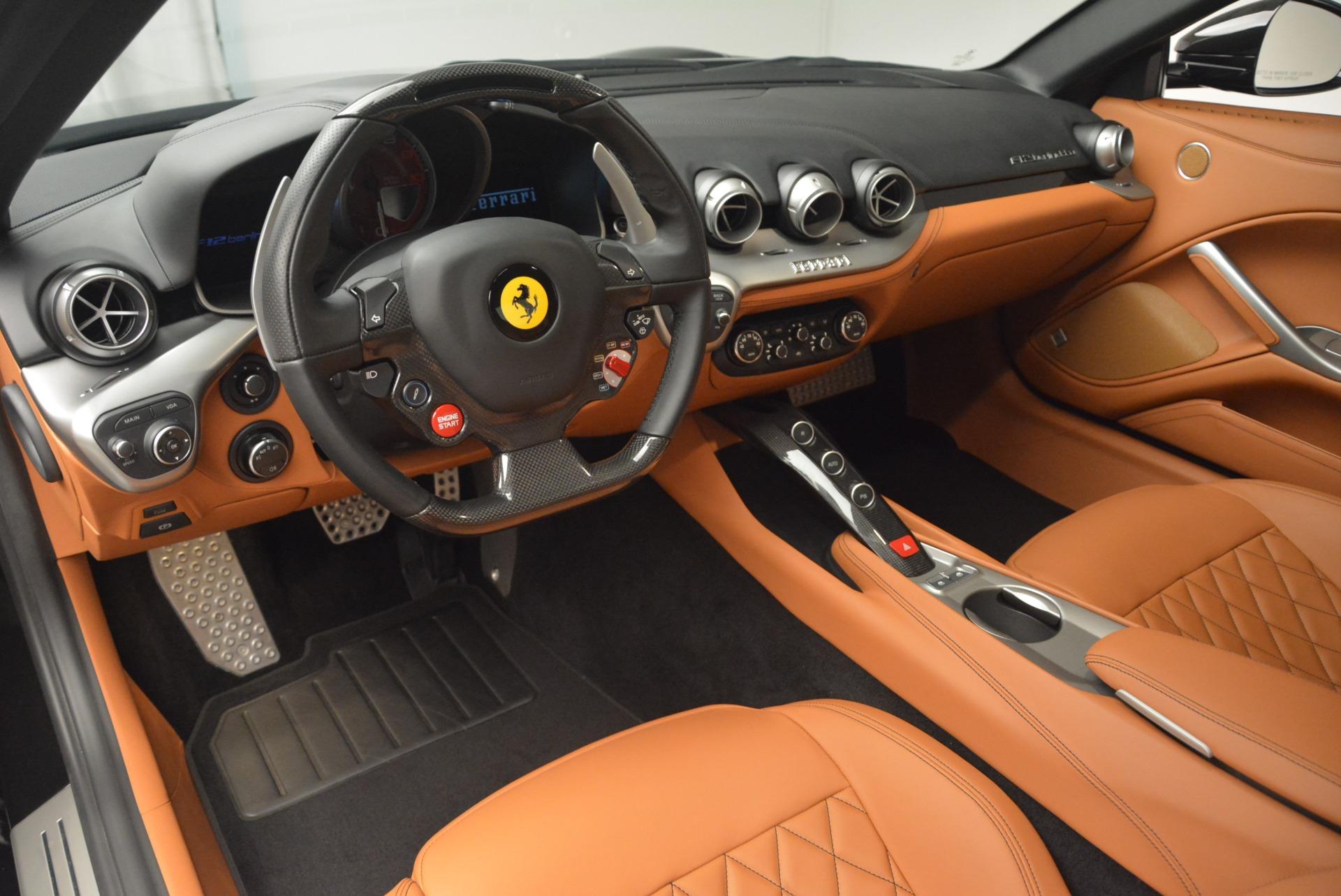 Used 2015 Ferrari F12 Berlinetta  For Sale In Greenwich, CT 2239_p13