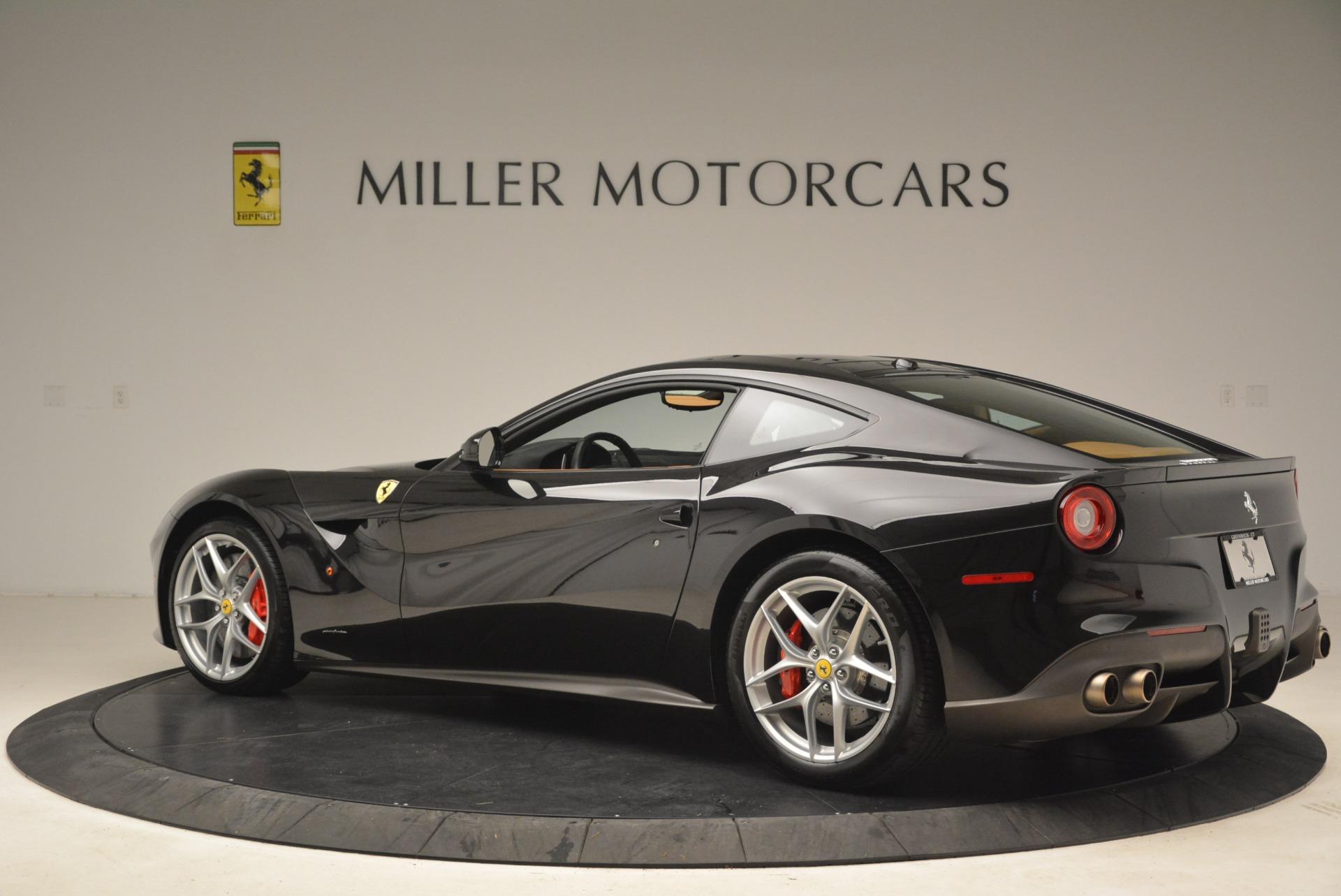 Used 2015 Ferrari F12 Berlinetta  For Sale In Greenwich, CT 2239_p4