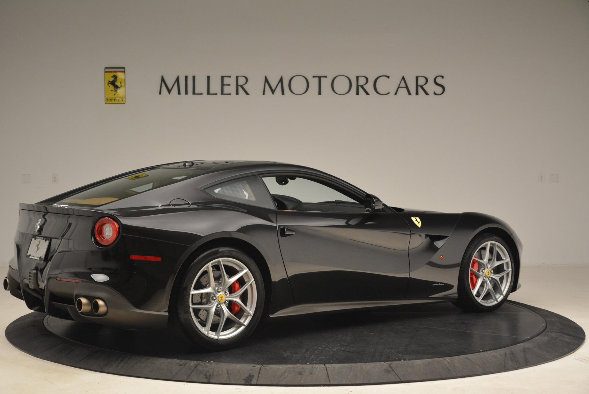 Used 2015 Ferrari F12 Berlinetta  For Sale In Greenwich, CT 2239_p8