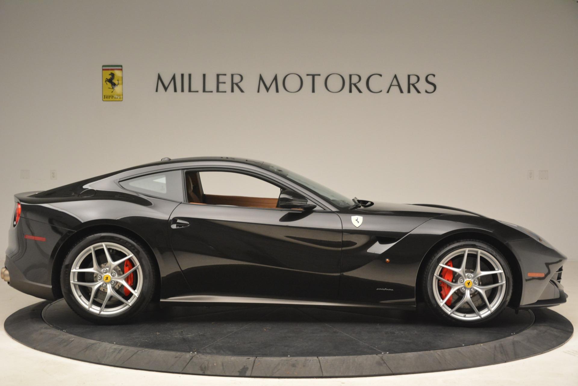 Used 2015 Ferrari F12 Berlinetta  For Sale In Greenwich, CT 2239_p9