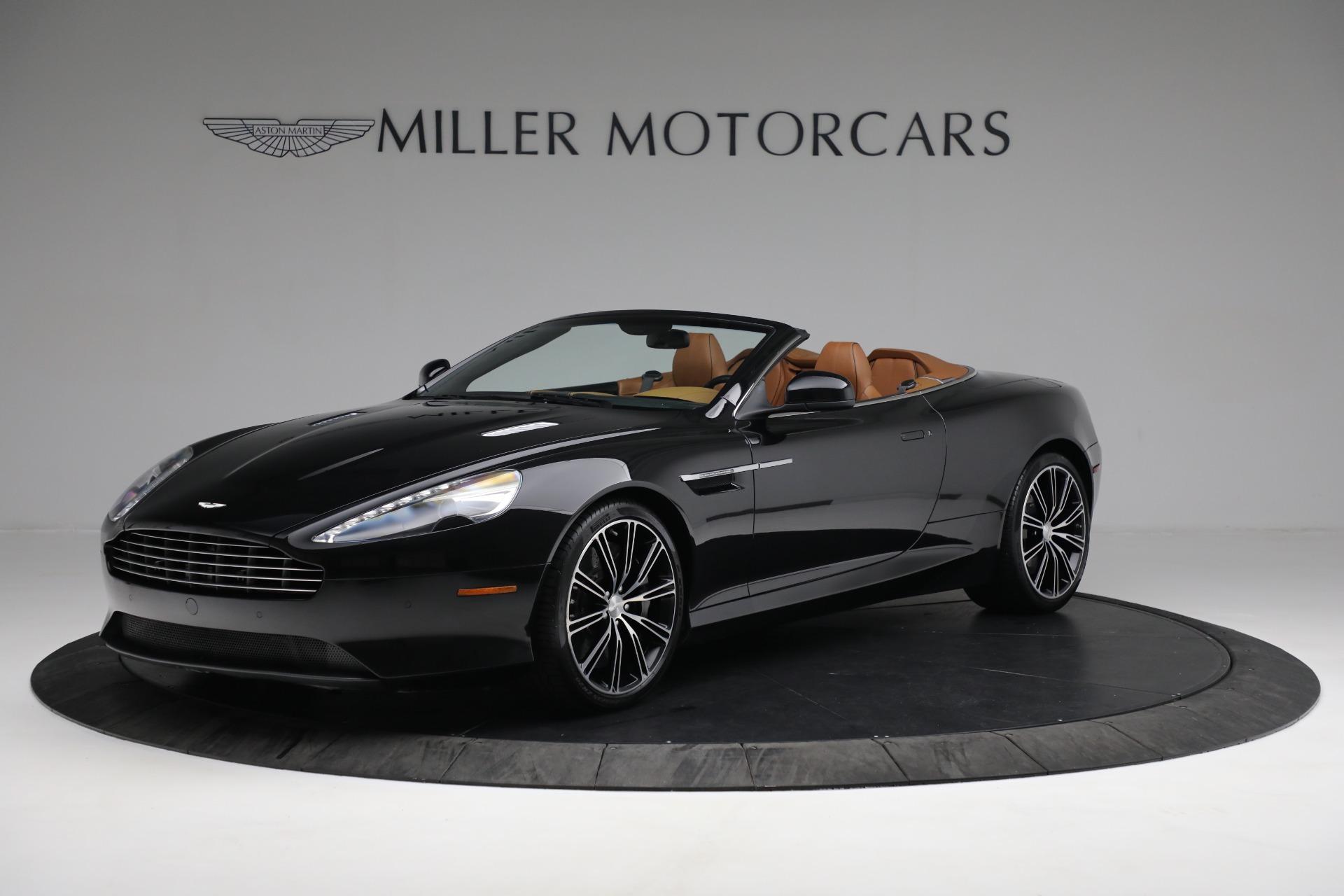 Used 2012 Aston Martin Virage Volante For Sale In Greenwich, CT 2244_main