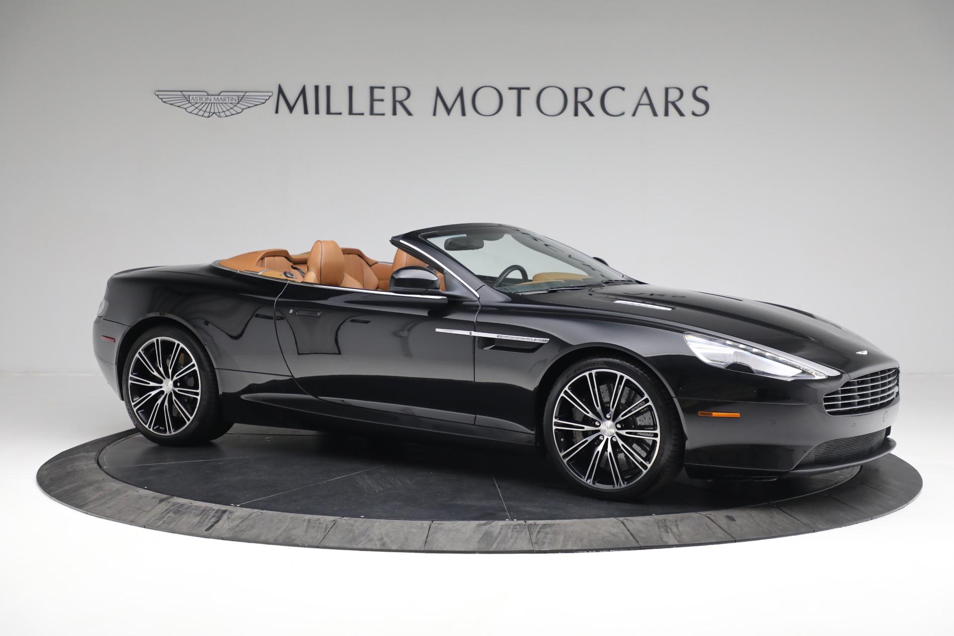 Used 2012 Aston Martin Virage Volante For Sale In Greenwich, CT 2244_p10
