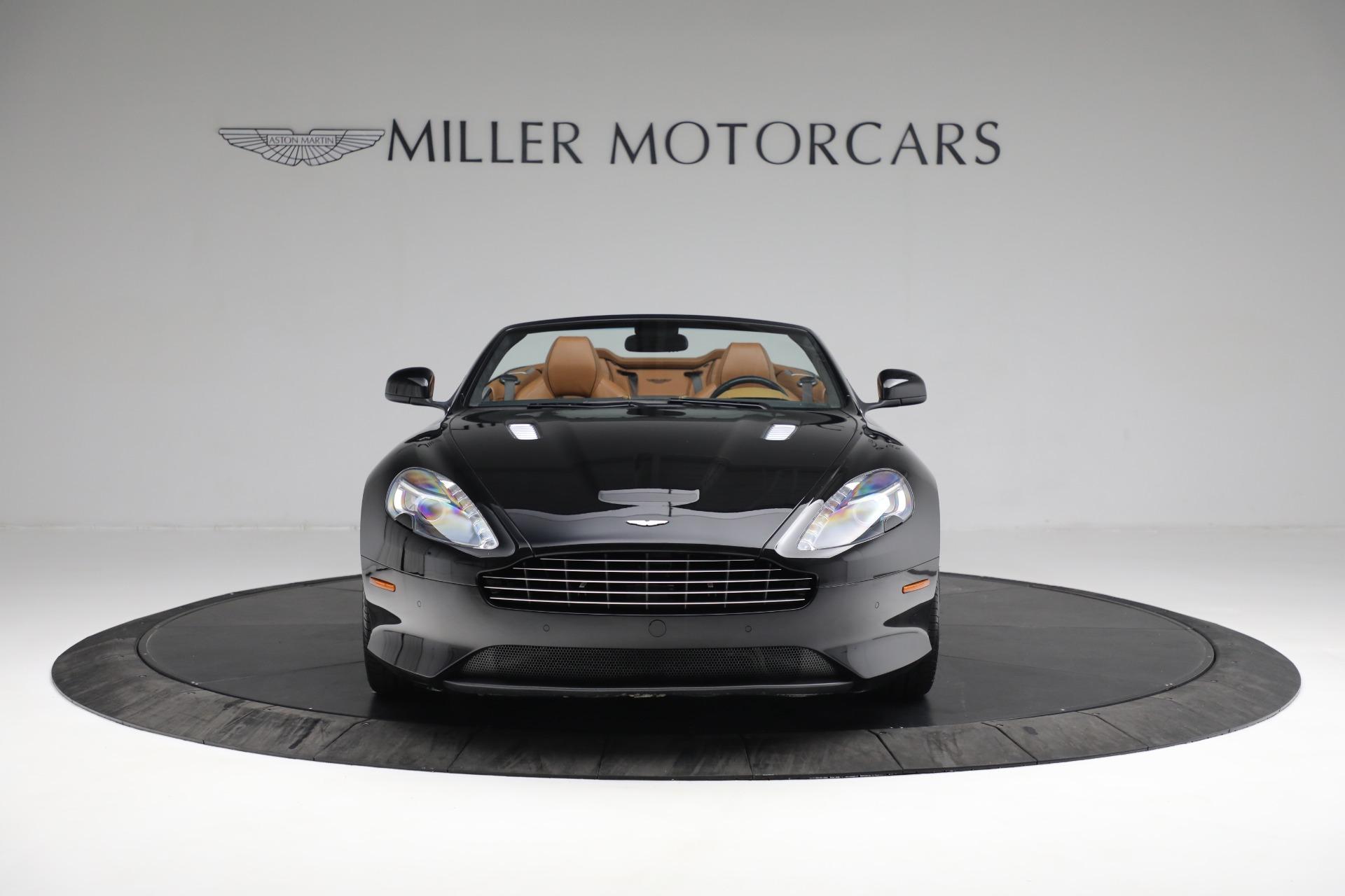 Used 2012 Aston Martin Virage Volante For Sale In Greenwich, CT 2244_p12