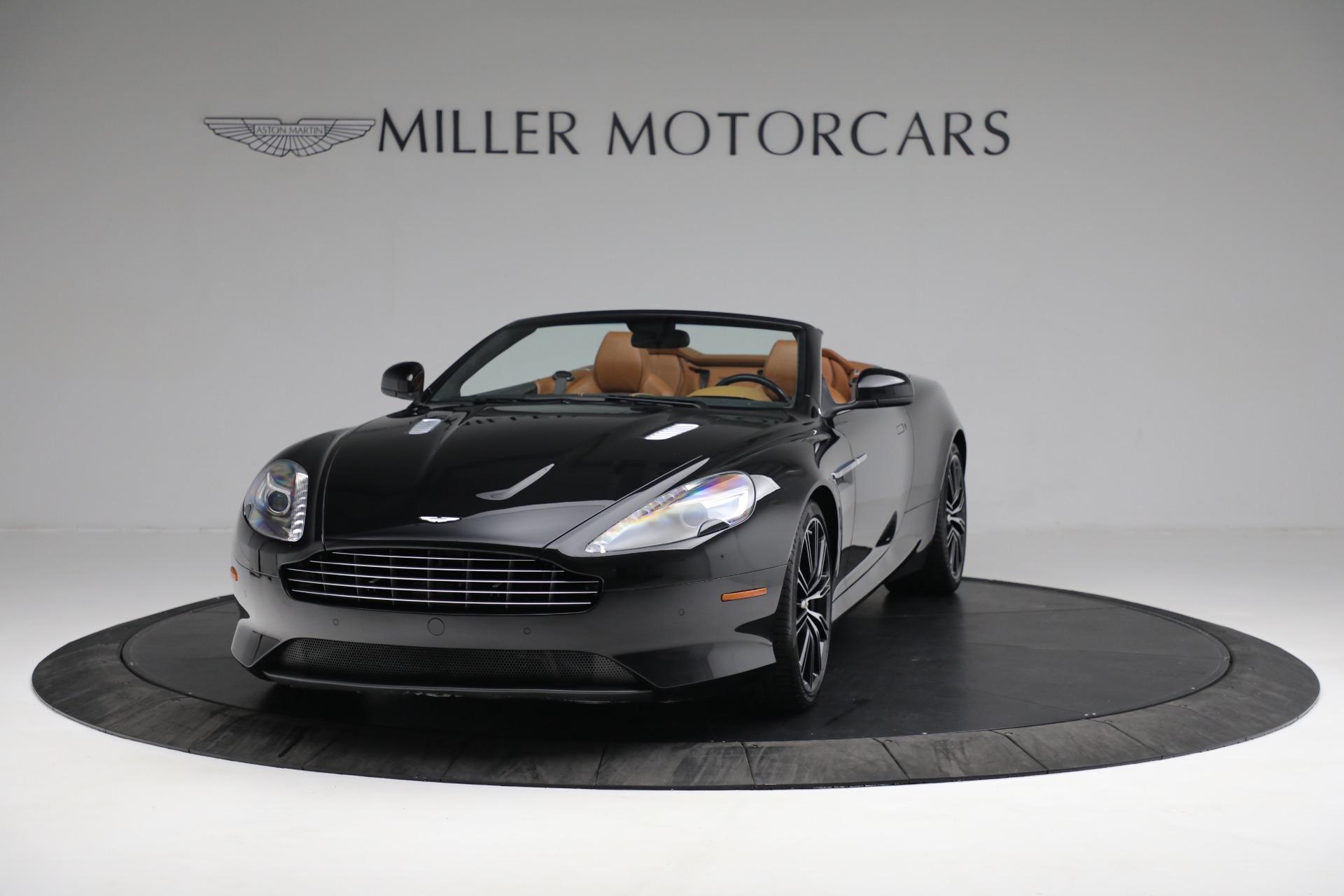Used 2012 Aston Martin Virage Volante For Sale In Greenwich, CT 2244_p13