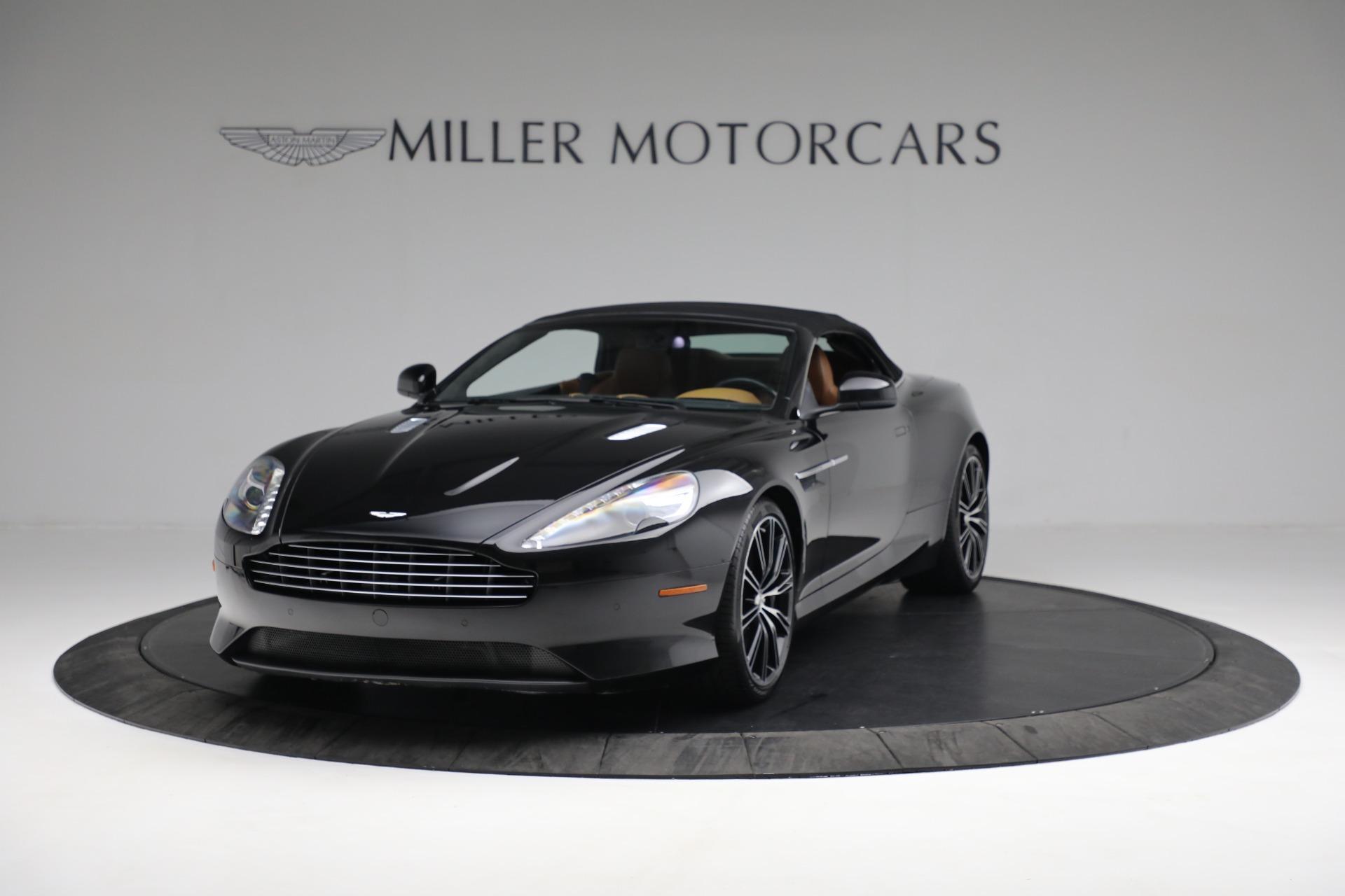 Used 2012 Aston Martin Virage Volante For Sale In Greenwich, CT 2244_p14