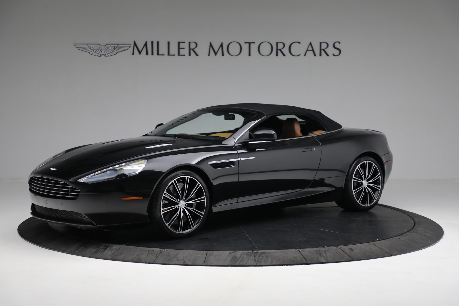 Used 2012 Aston Martin Virage Volante For Sale In Greenwich, CT 2244_p15