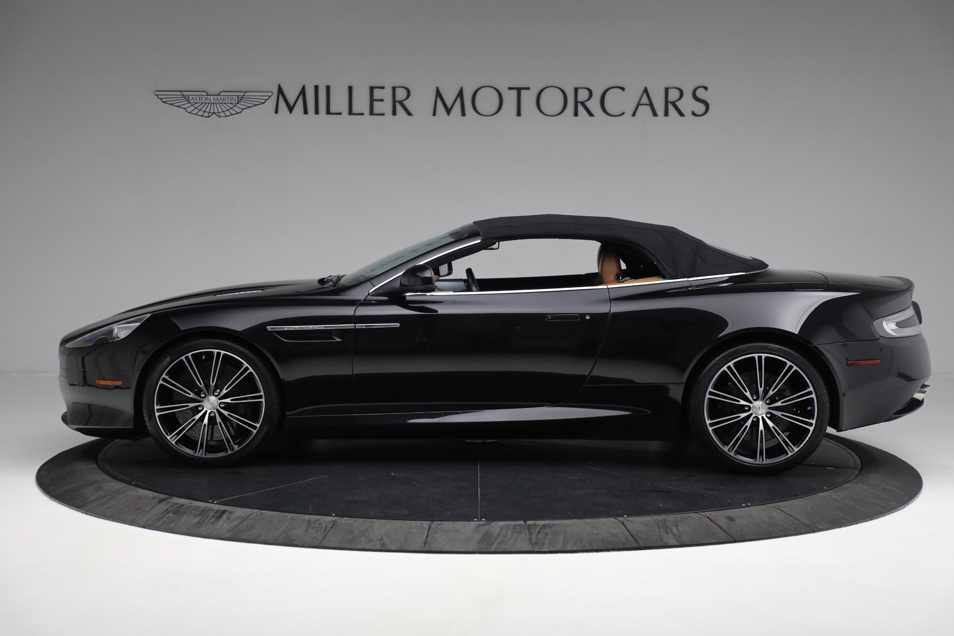 Used 2012 Aston Martin Virage Volante For Sale In Greenwich, CT 2244_p16