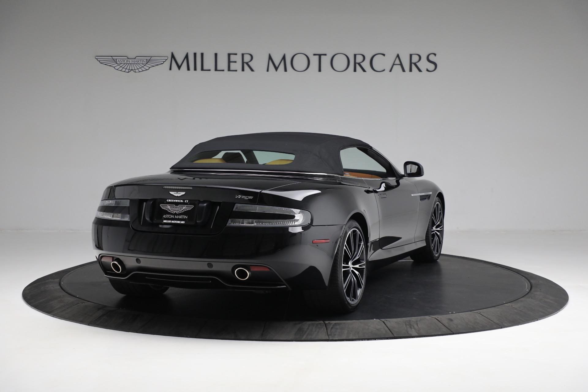 Used 2012 Aston Martin Virage Volante For Sale In Greenwich, CT 2244_p20