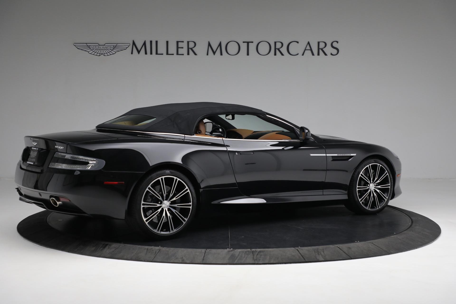 Used 2012 Aston Martin Virage Volante For Sale In Greenwich, CT 2244_p21