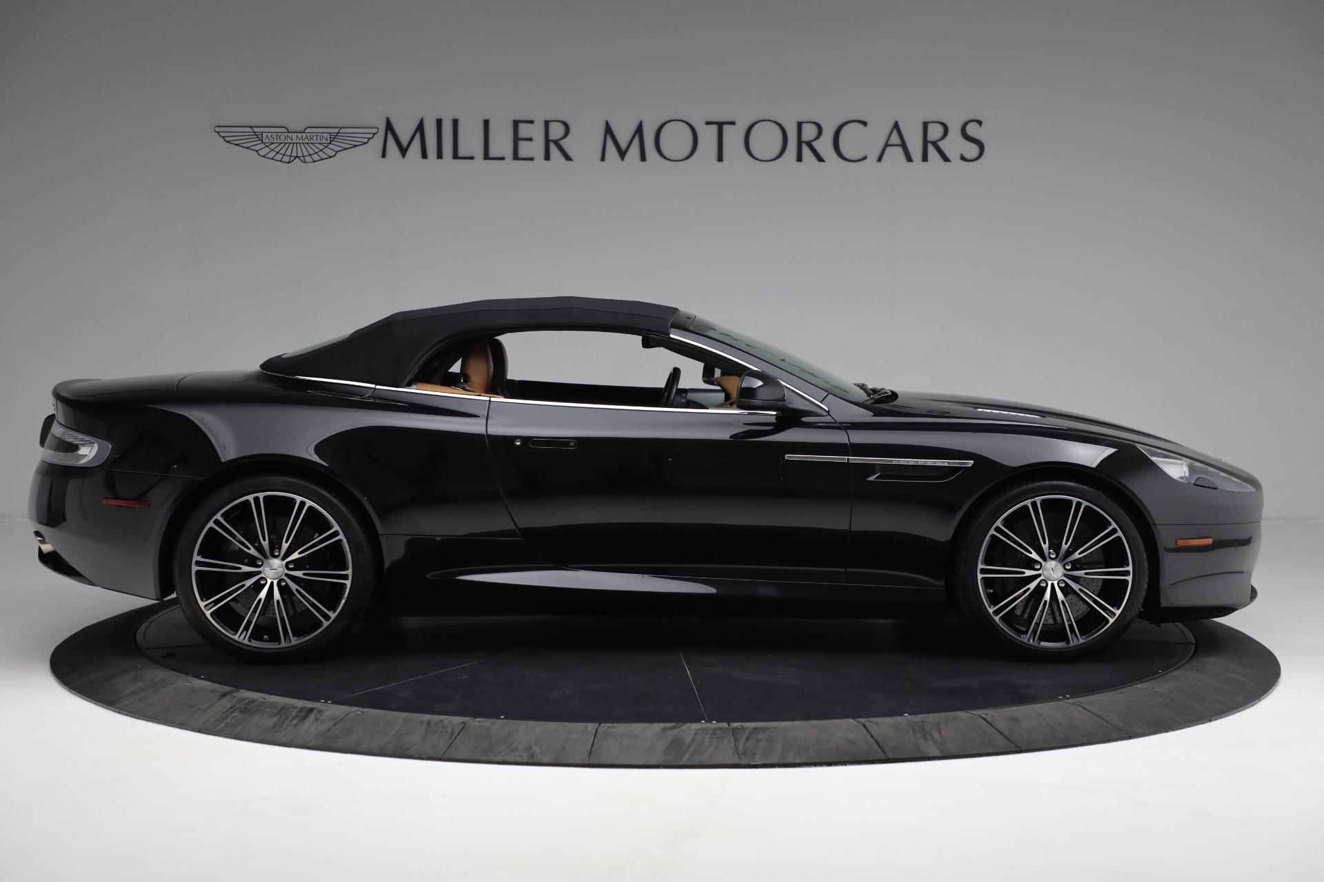 Used 2012 Aston Martin Virage Volante For Sale In Greenwich, CT 2244_p22