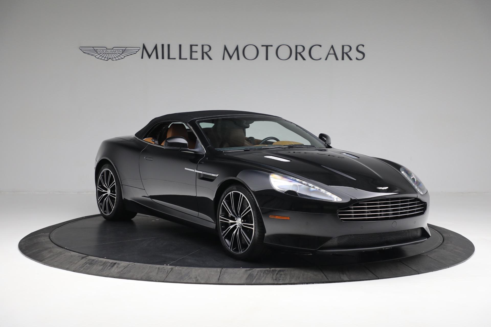 Used 2012 Aston Martin Virage Volante For Sale In Greenwich, CT 2244_p24