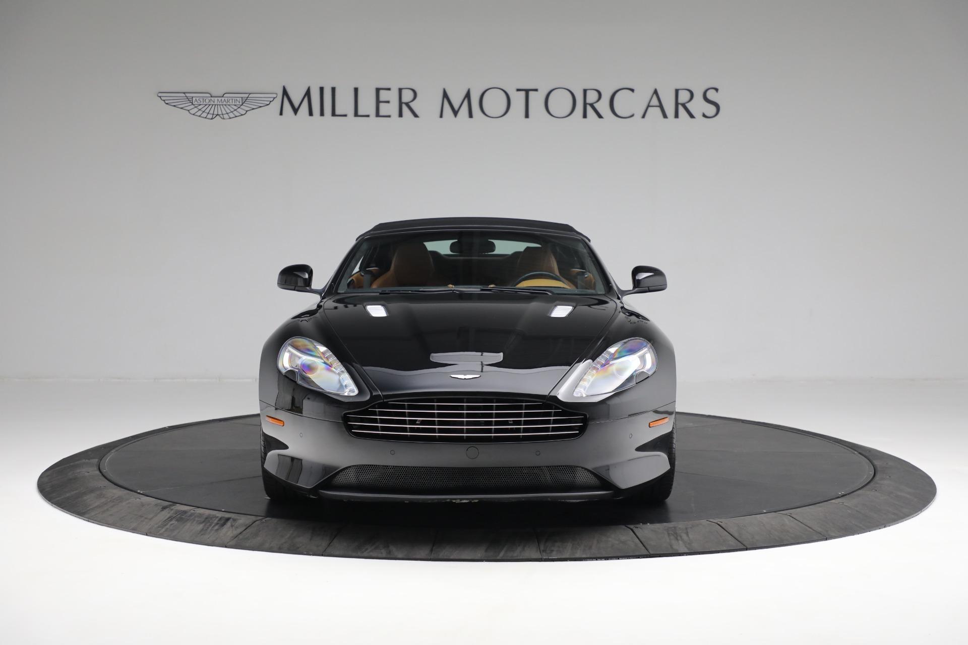 Used 2012 Aston Martin Virage Volante For Sale In Greenwich, CT 2244_p25