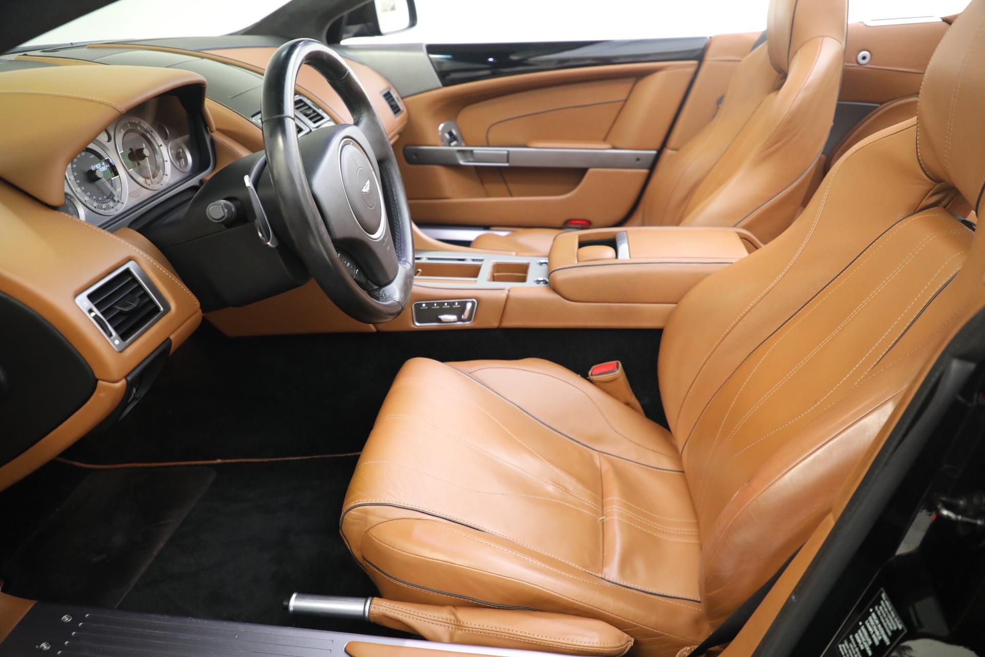 Used 2012 Aston Martin Virage Volante For Sale In Greenwich, CT 2244_p26