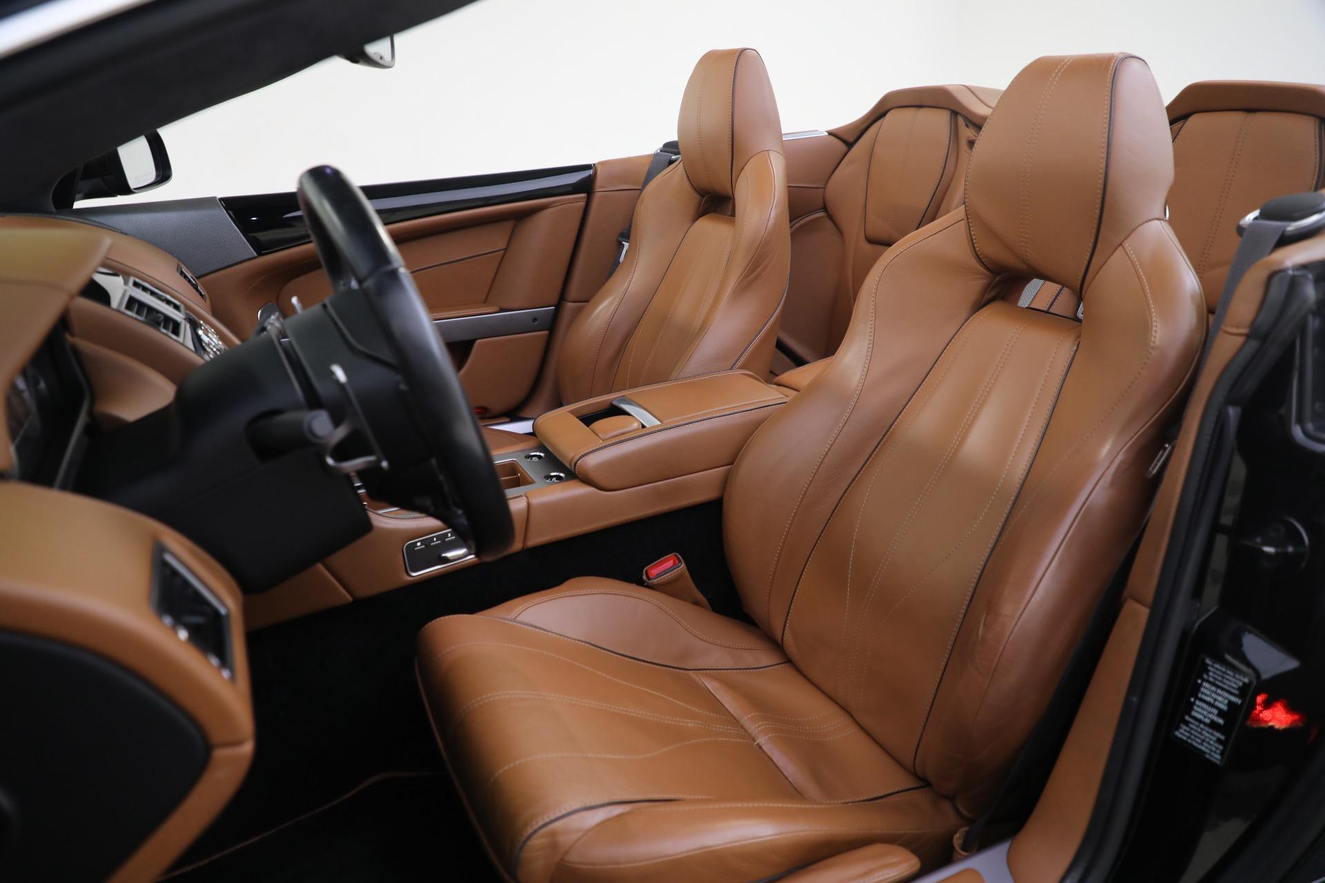Used 2012 Aston Martin Virage Volante For Sale In Greenwich, CT 2244_p27