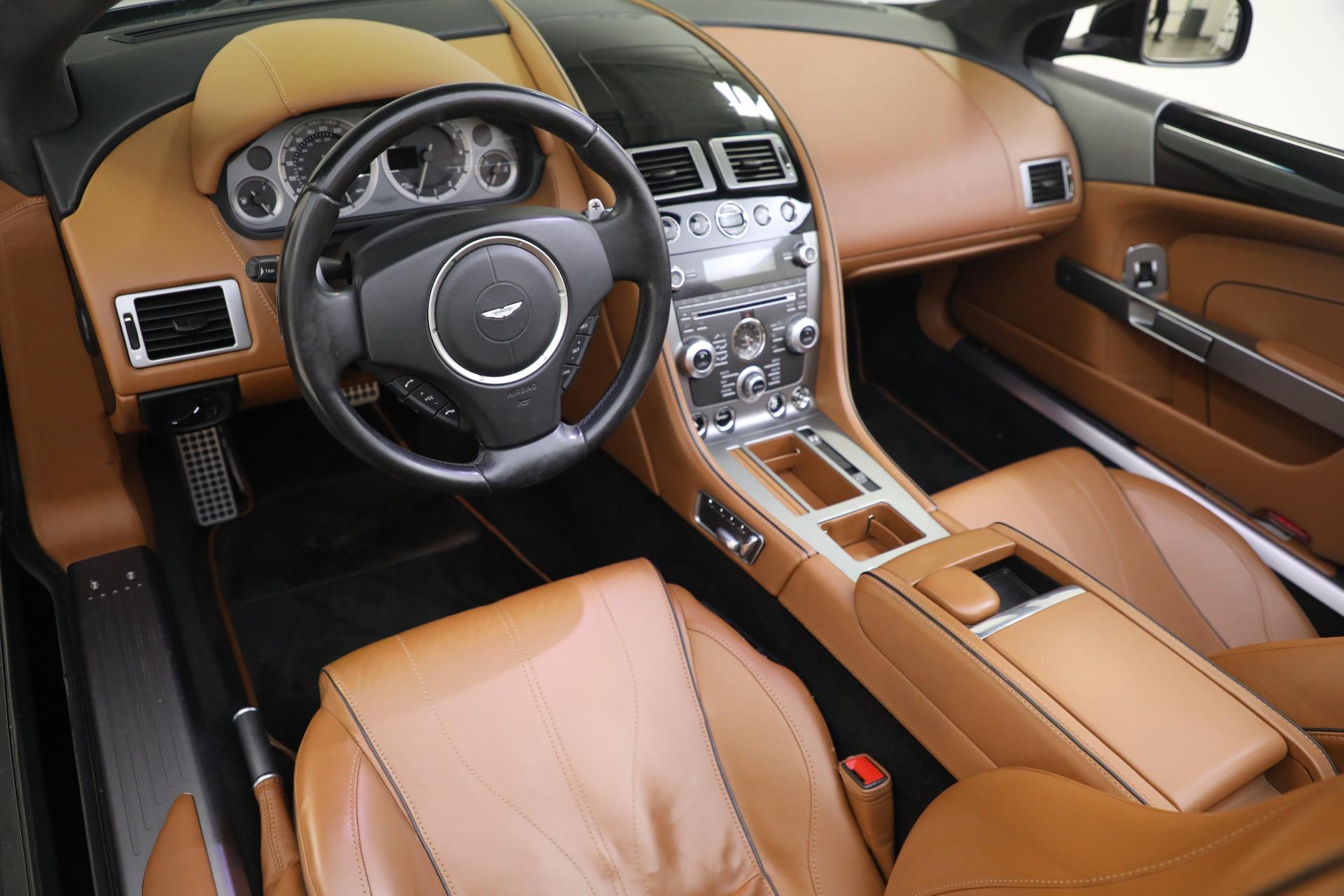 Used 2012 Aston Martin Virage Volante For Sale In Greenwich, CT 2244_p28