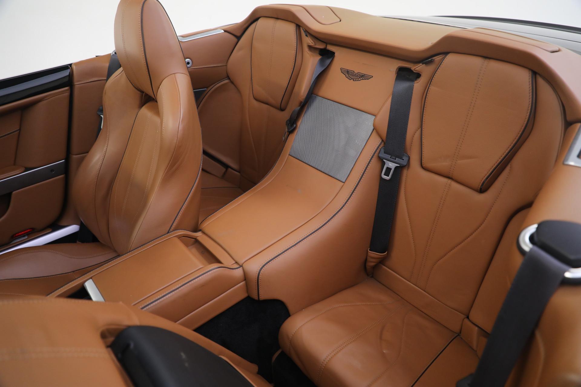 Used 2012 Aston Martin Virage Volante For Sale In Greenwich, CT 2244_p29