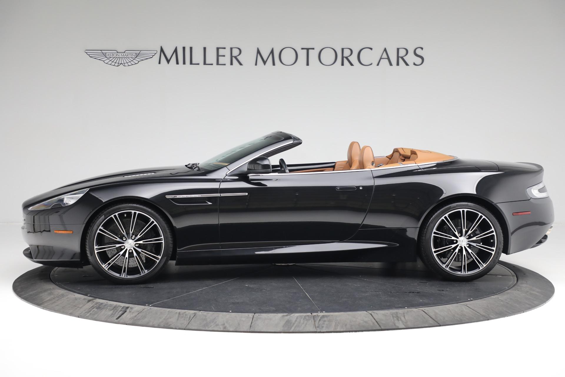 Used 2012 Aston Martin Virage Volante For Sale In Greenwich, CT 2244_p2