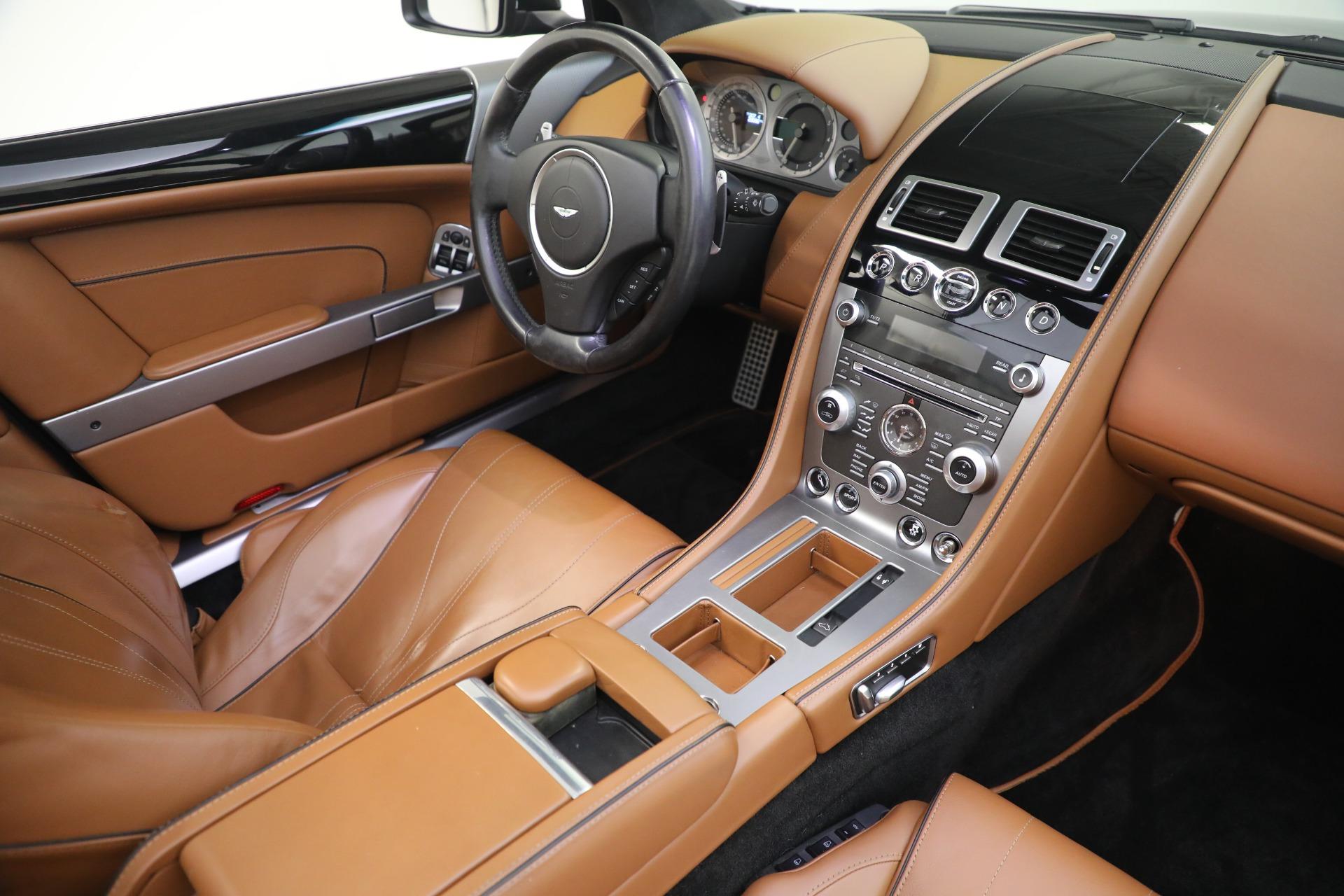 Used 2012 Aston Martin Virage Volante For Sale In Greenwich, CT 2244_p30