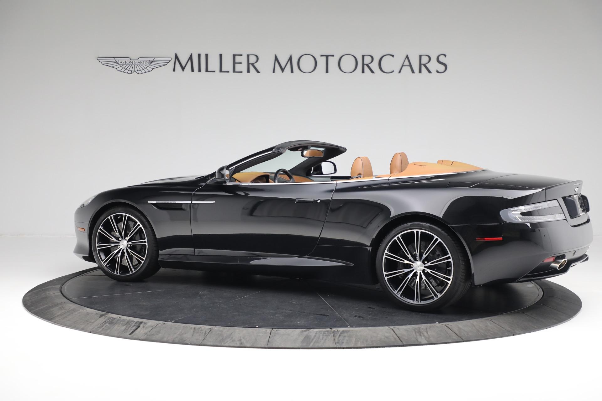 Used 2012 Aston Martin Virage Volante For Sale In Greenwich, CT 2244_p3
