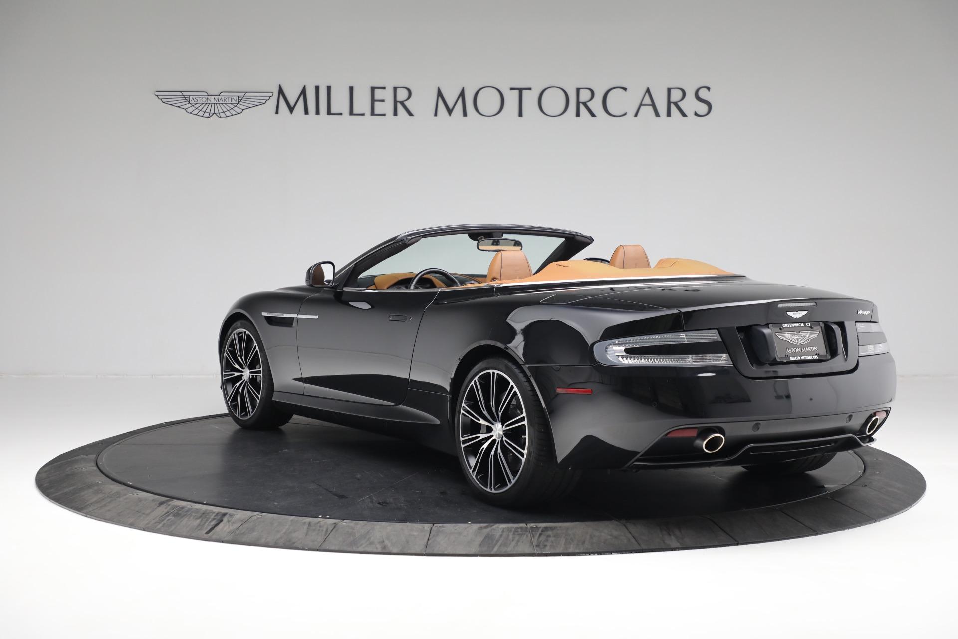 Used 2012 Aston Martin Virage Volante For Sale In Greenwich, CT 2244_p4