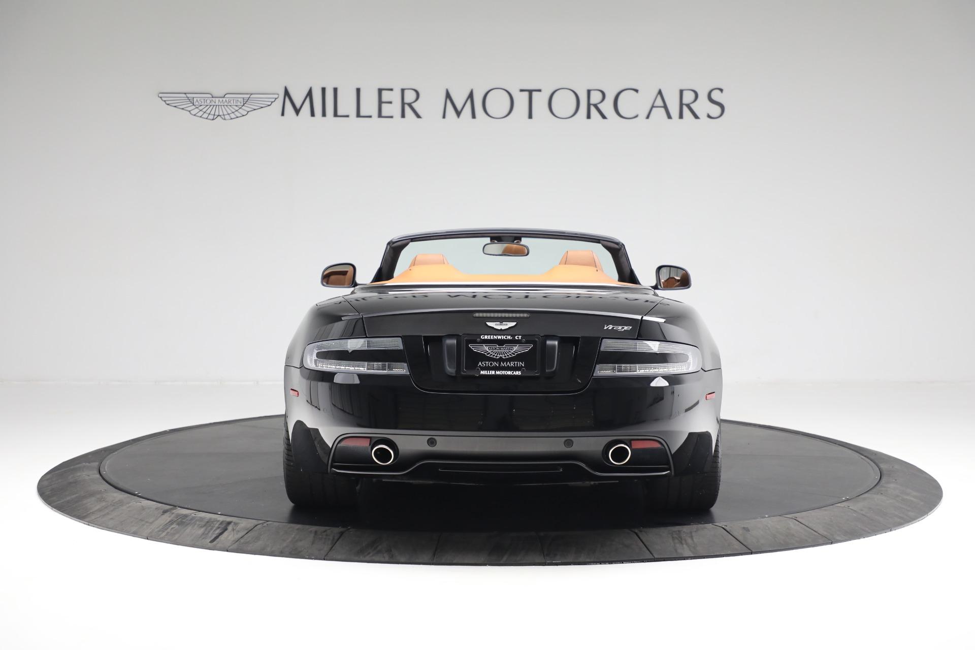 Used 2012 Aston Martin Virage Volante For Sale In Greenwich, CT 2244_p5