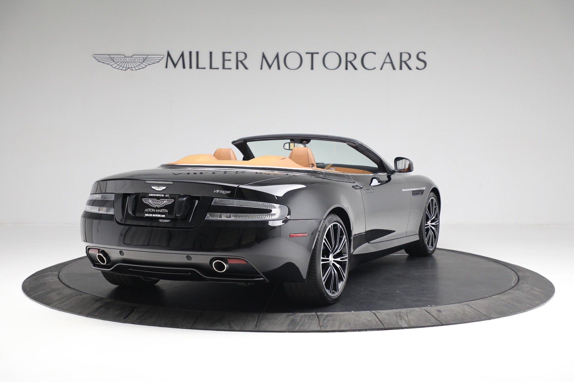 Used 2012 Aston Martin Virage Volante For Sale In Greenwich, CT 2244_p6