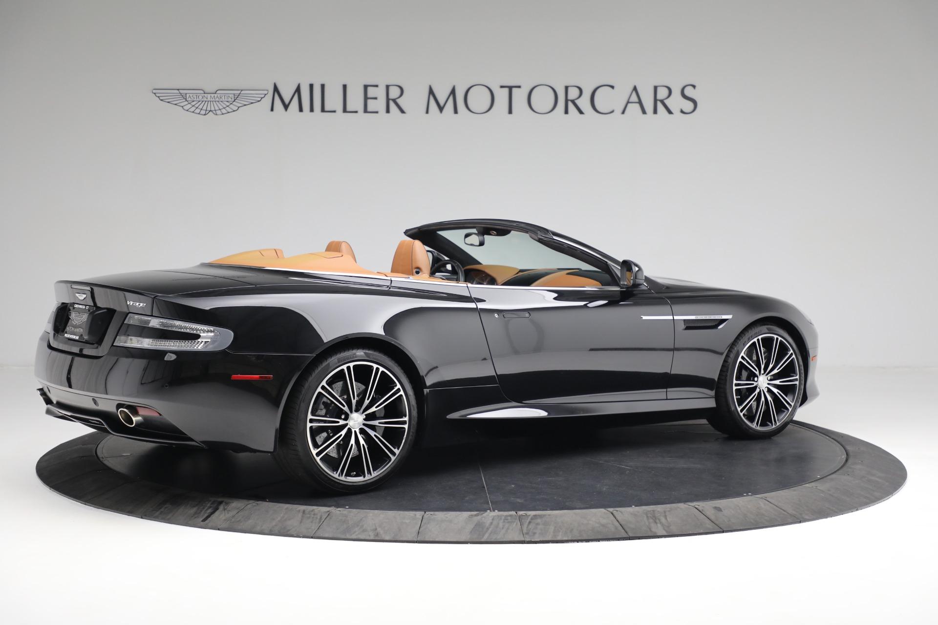 Used 2012 Aston Martin Virage Volante For Sale In Greenwich, CT 2244_p7