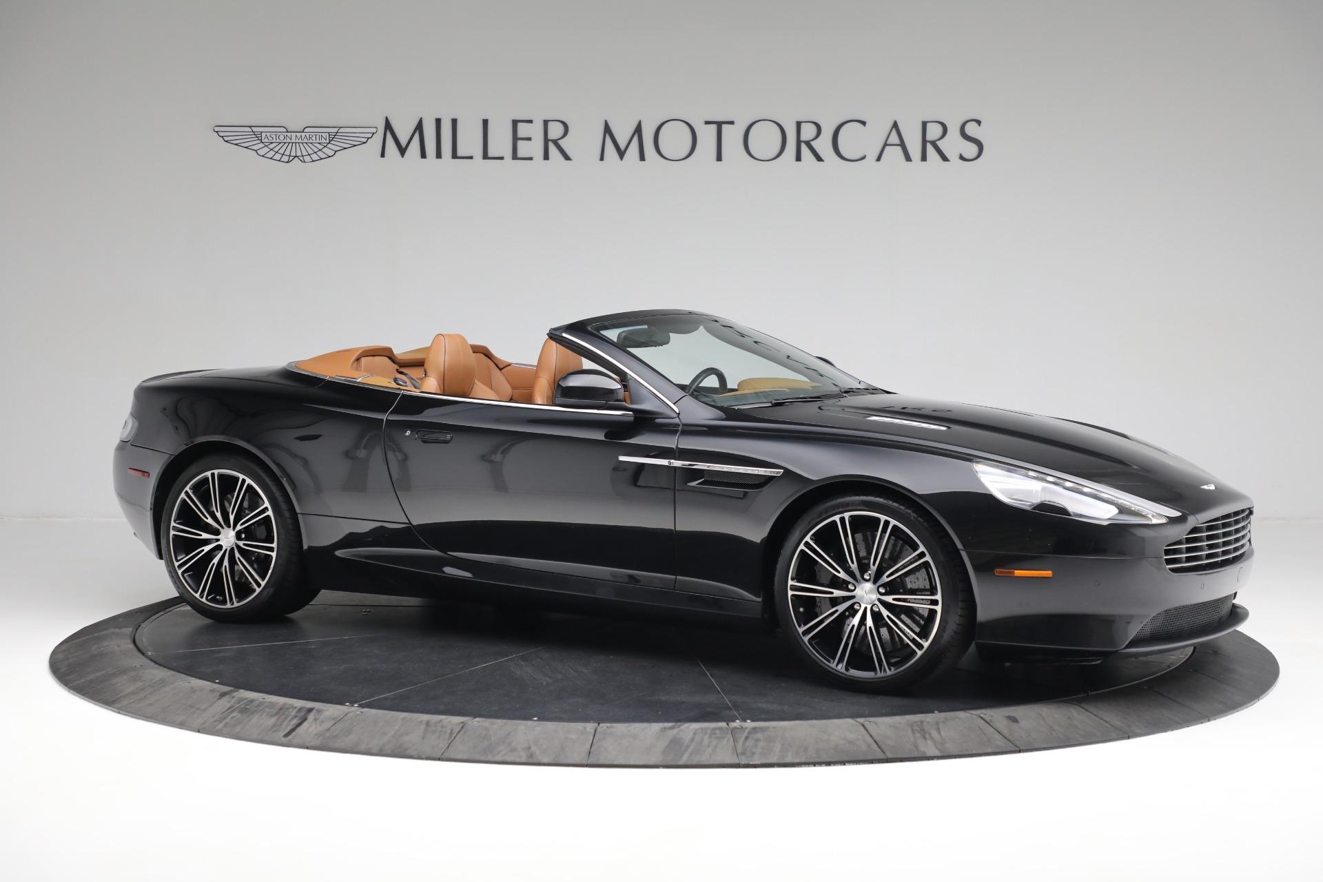 Used 2012 Aston Martin Virage Volante For Sale In Greenwich, CT 2244_p8