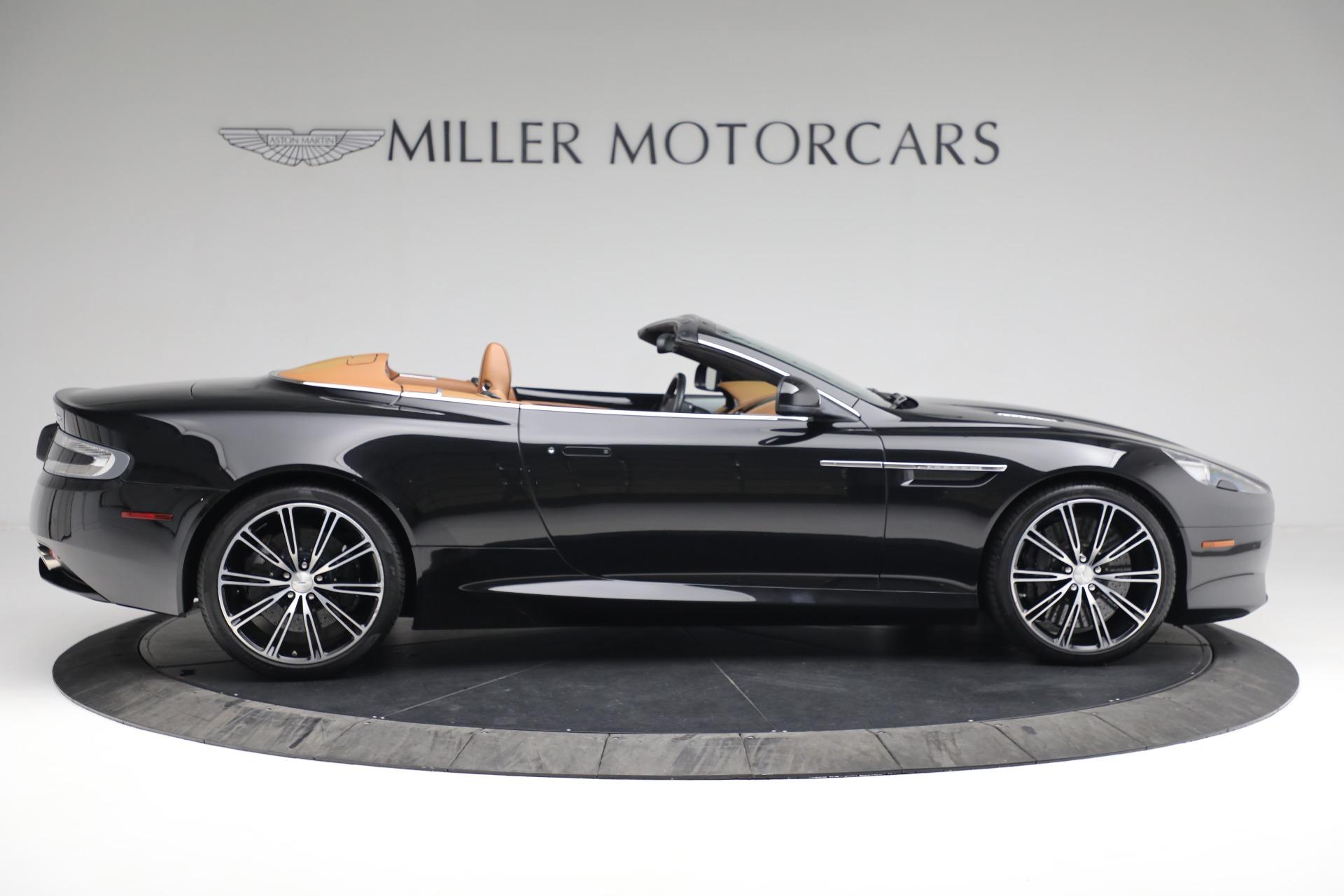 Used 2012 Aston Martin Virage Volante For Sale In Greenwich, CT 2244_p9
