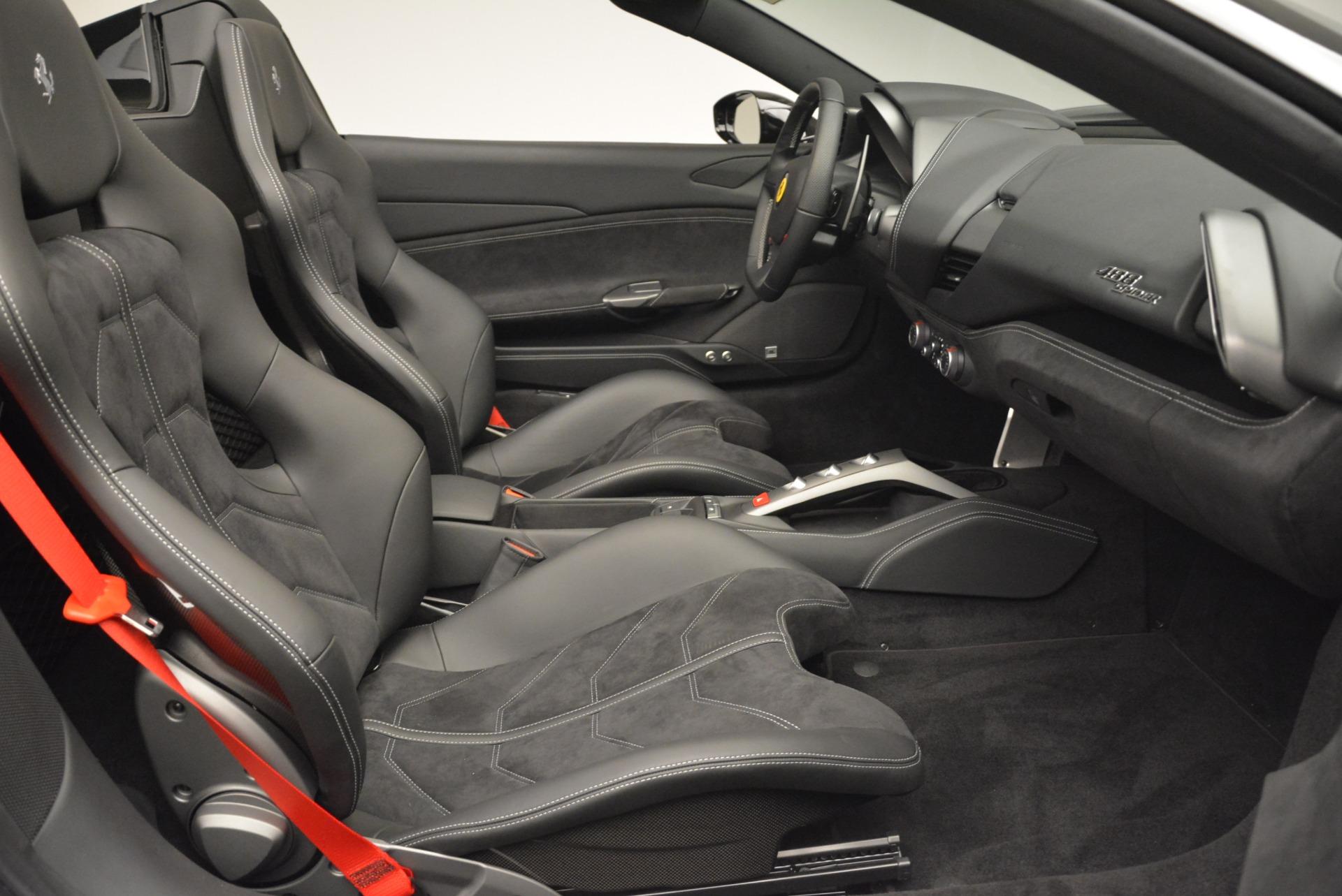Used 2018 Ferrari 488 Spider  For Sale In Greenwich, CT 2245_p30