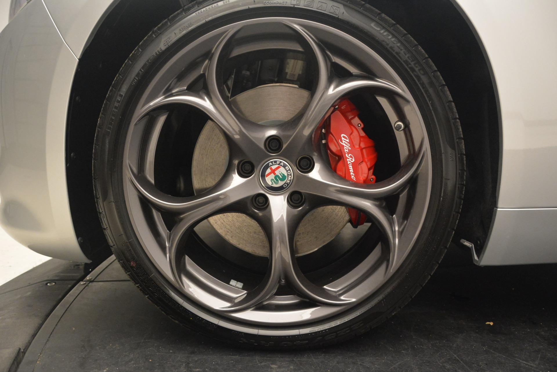 New 2018 Alfa Romeo Giulia Ti Sport Q4 For Sale In Greenwich, CT 2250_p26