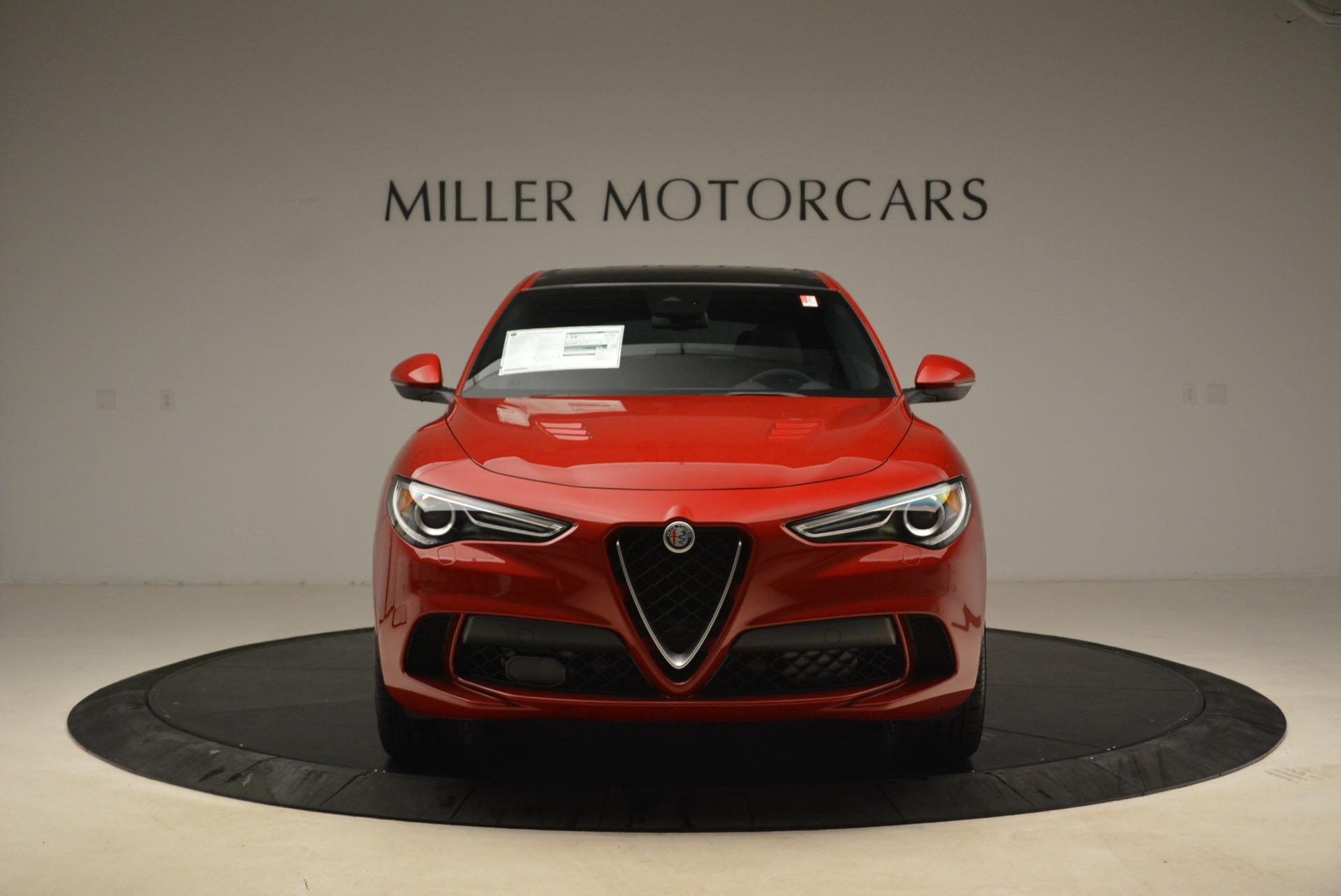 New 2018 Alfa Romeo Stelvio Quadrifoglio For Sale In Greenwich, CT 2251_p12