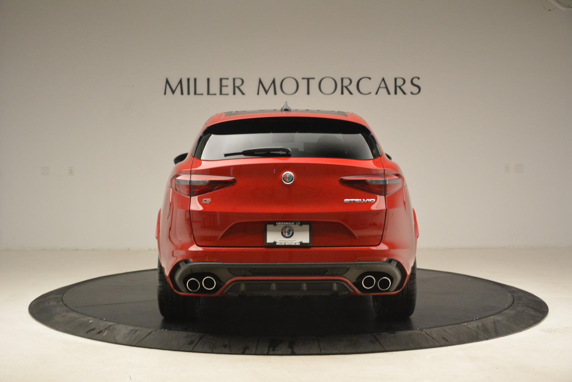 New 2018 Alfa Romeo Stelvio Quadrifoglio For Sale In Greenwich, CT 2251_p6