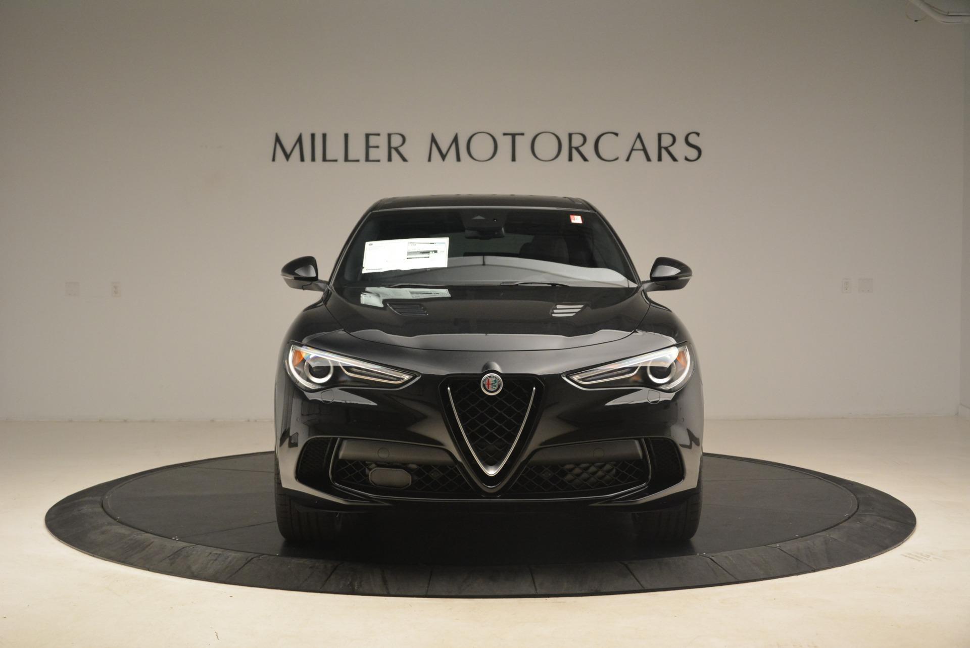 New 2018 Alfa Romeo Stelvio Quadrifoglio For Sale In Greenwich, CT 2253_p12