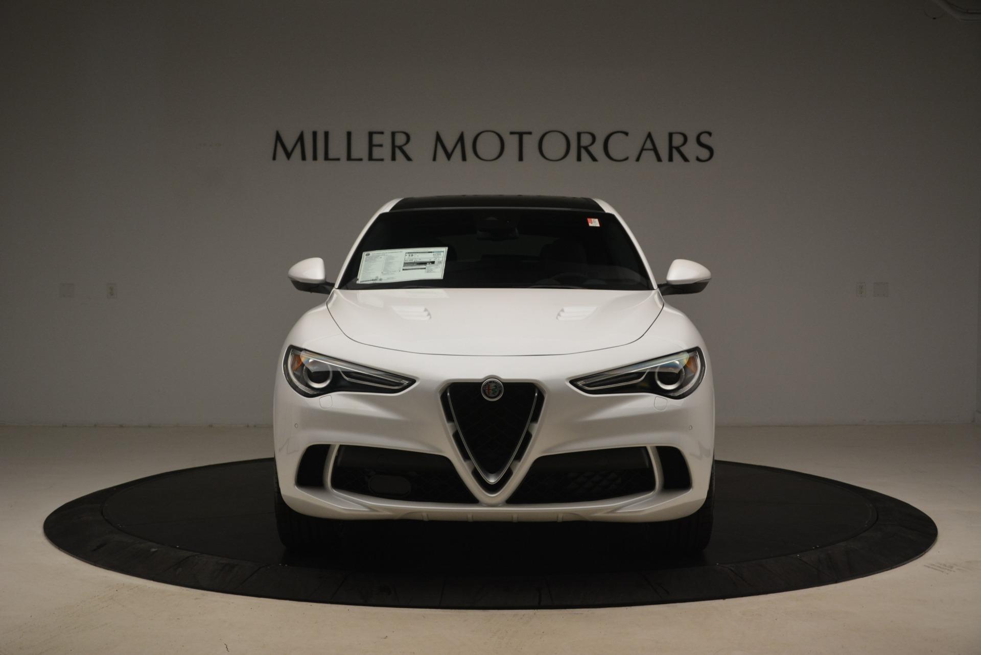 New 2018 Alfa Romeo Stelvio Quadrifoglio For Sale In Greenwich, CT 2254_p13