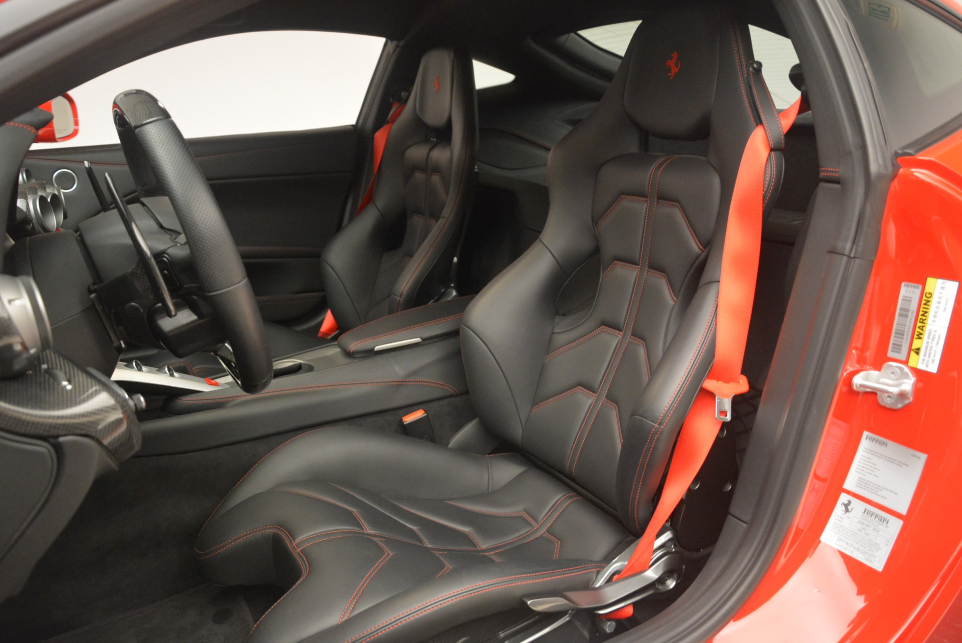 Used 2014 Ferrari F12 Berlinetta  For Sale In Greenwich, CT 2256_p15