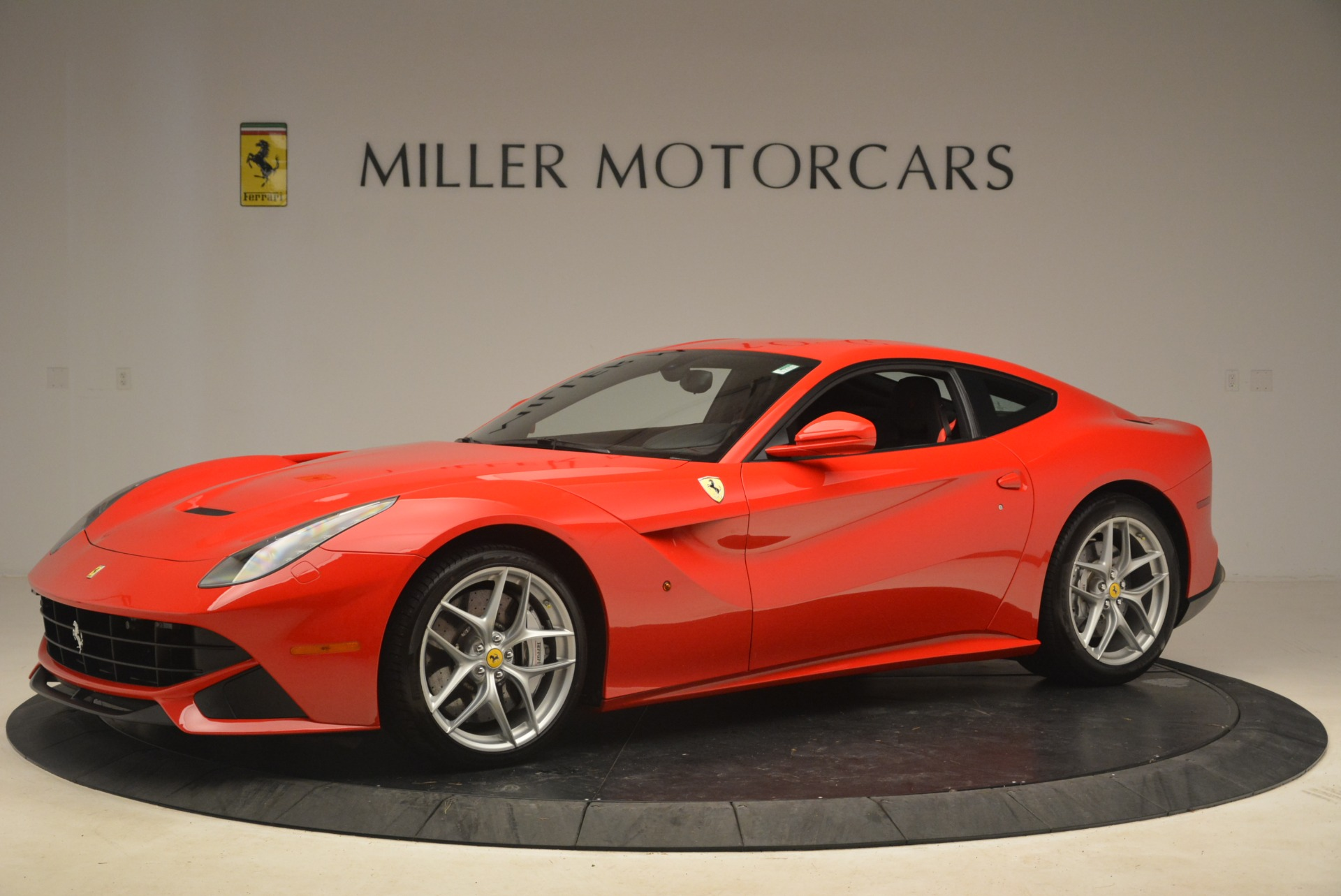 Used 2014 Ferrari F12 Berlinetta  For Sale In Greenwich, CT 2256_p2