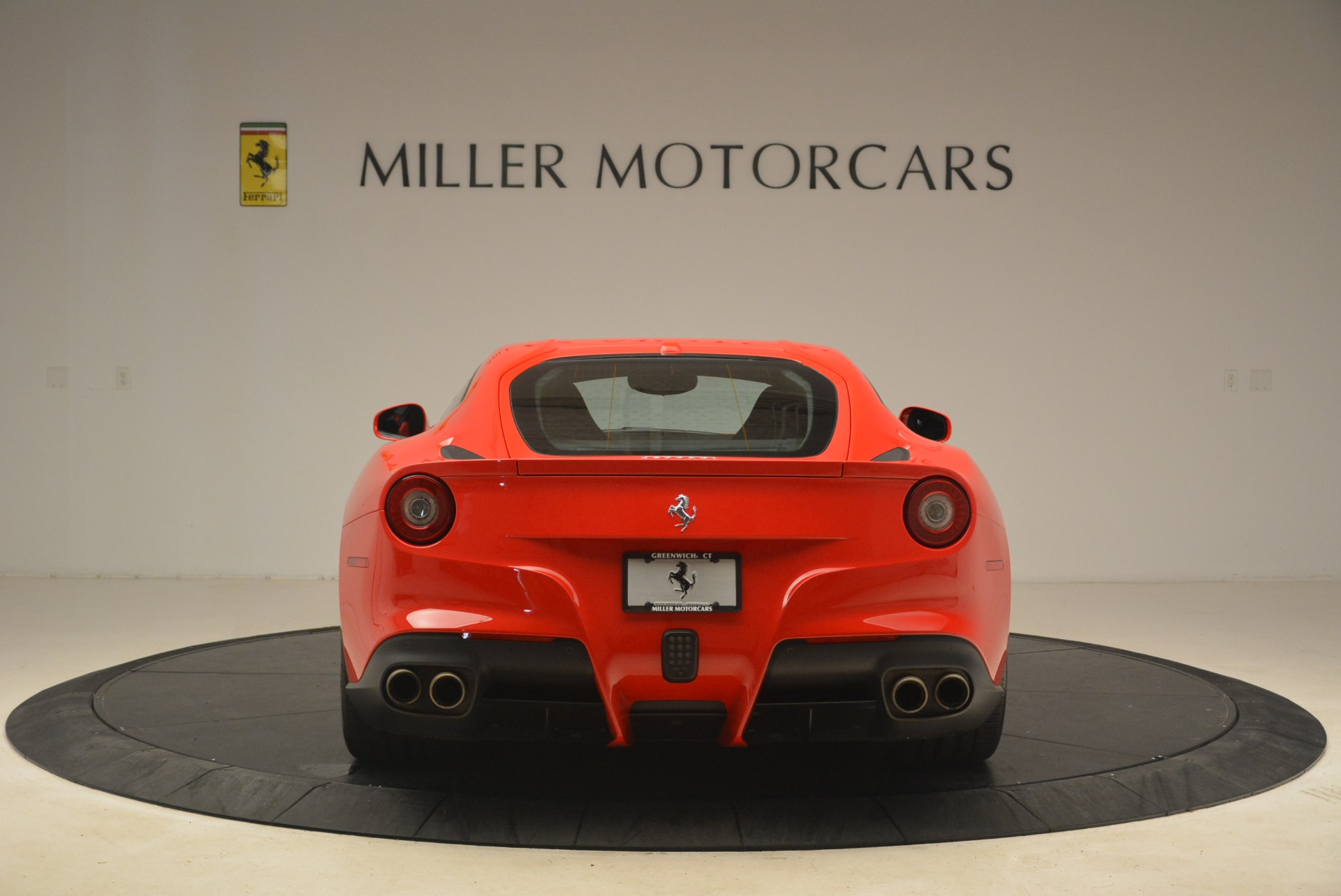 Used 2014 Ferrari F12 Berlinetta  For Sale In Greenwich, CT 2256_p6